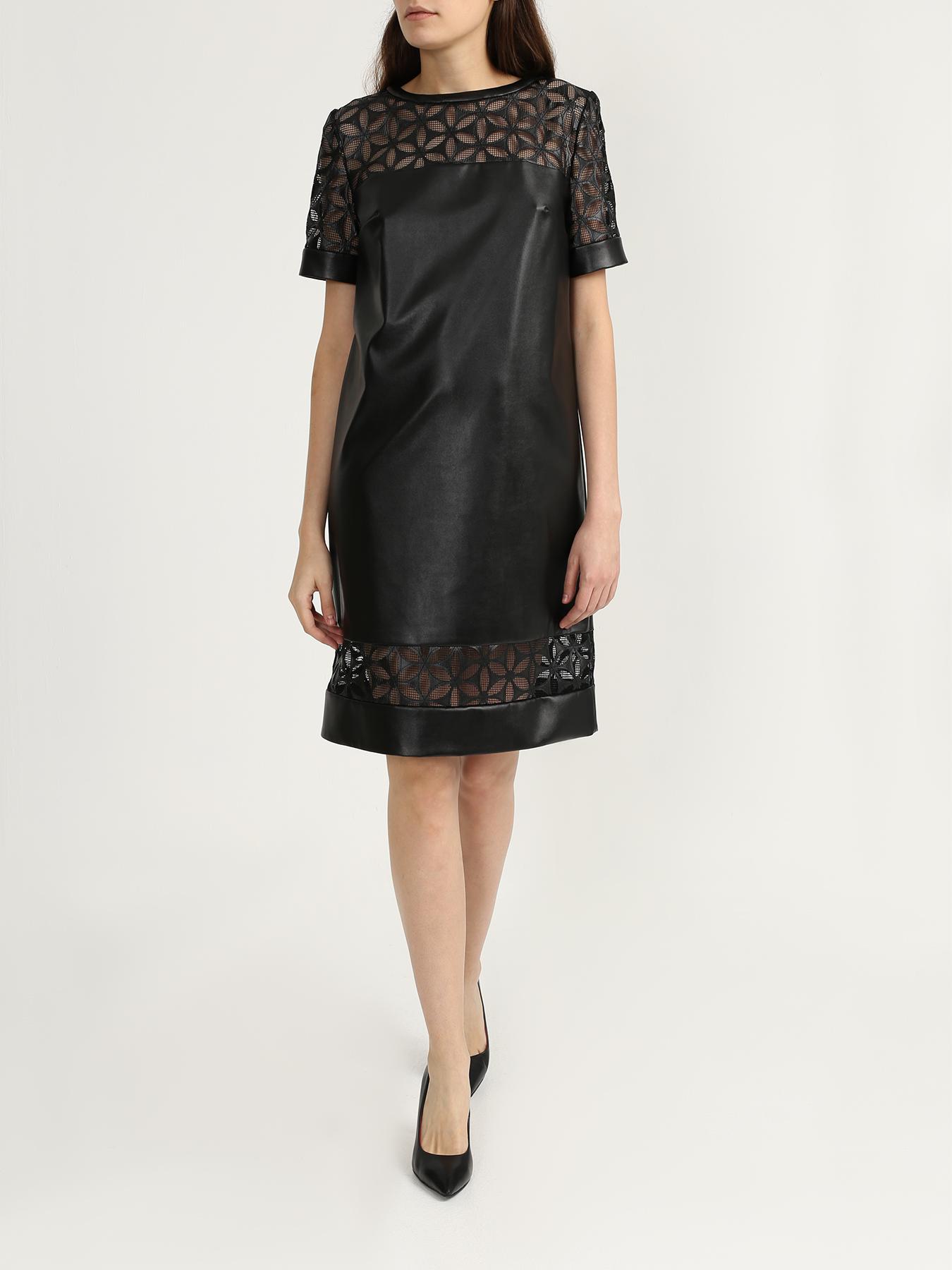 Korpo Collezioni Платье с коротким рукавом фото
