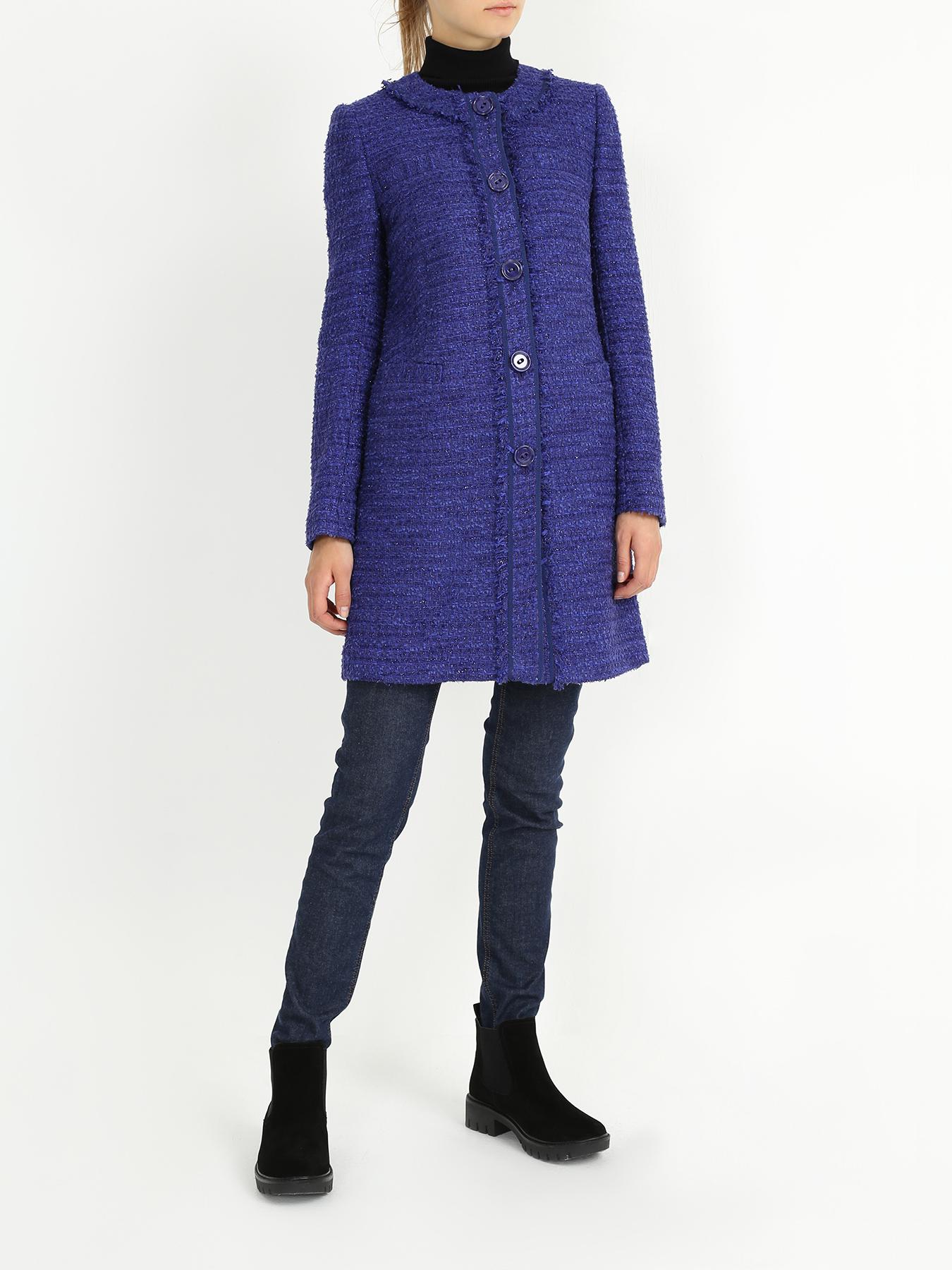 Пальто Korpo Collezioni Пальто на пуговицах цена 2017