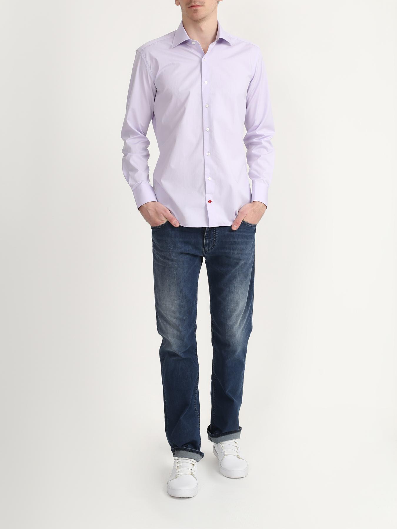 Alessandro Manzoni Хлопковая рубашка от Alessandro Manzoni