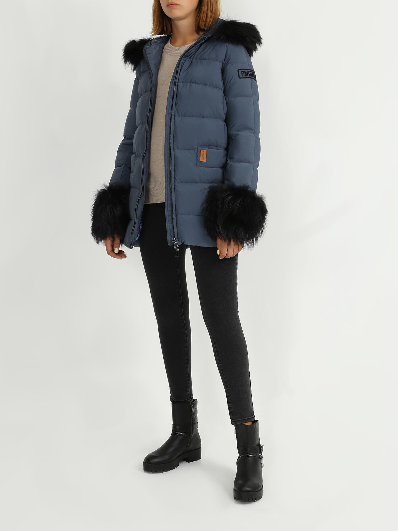 Finisterre Куртка с капюшоном фото
