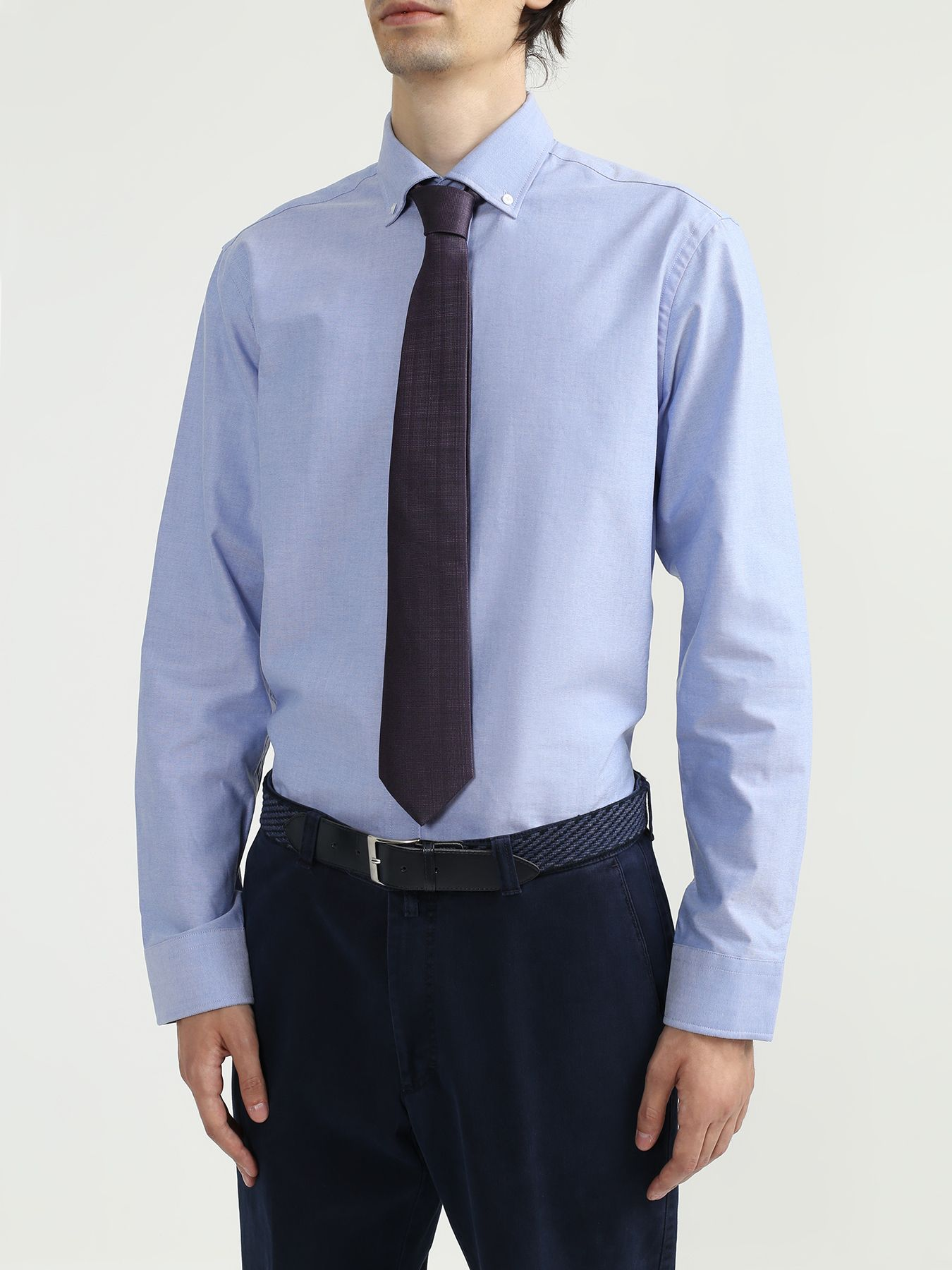 Alessandro Manzoni Шелковый галстук 312357-185