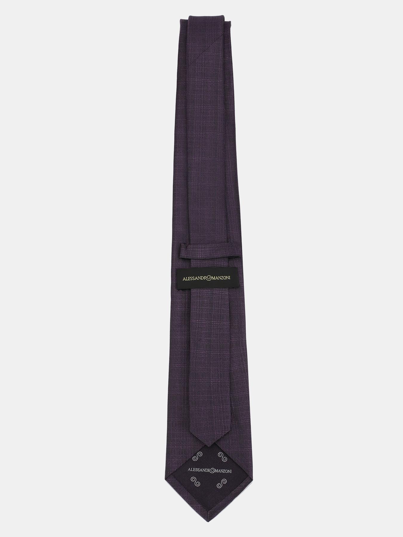 Alessandro Manzoni Шелковый галстук 312357-185 Фото 2