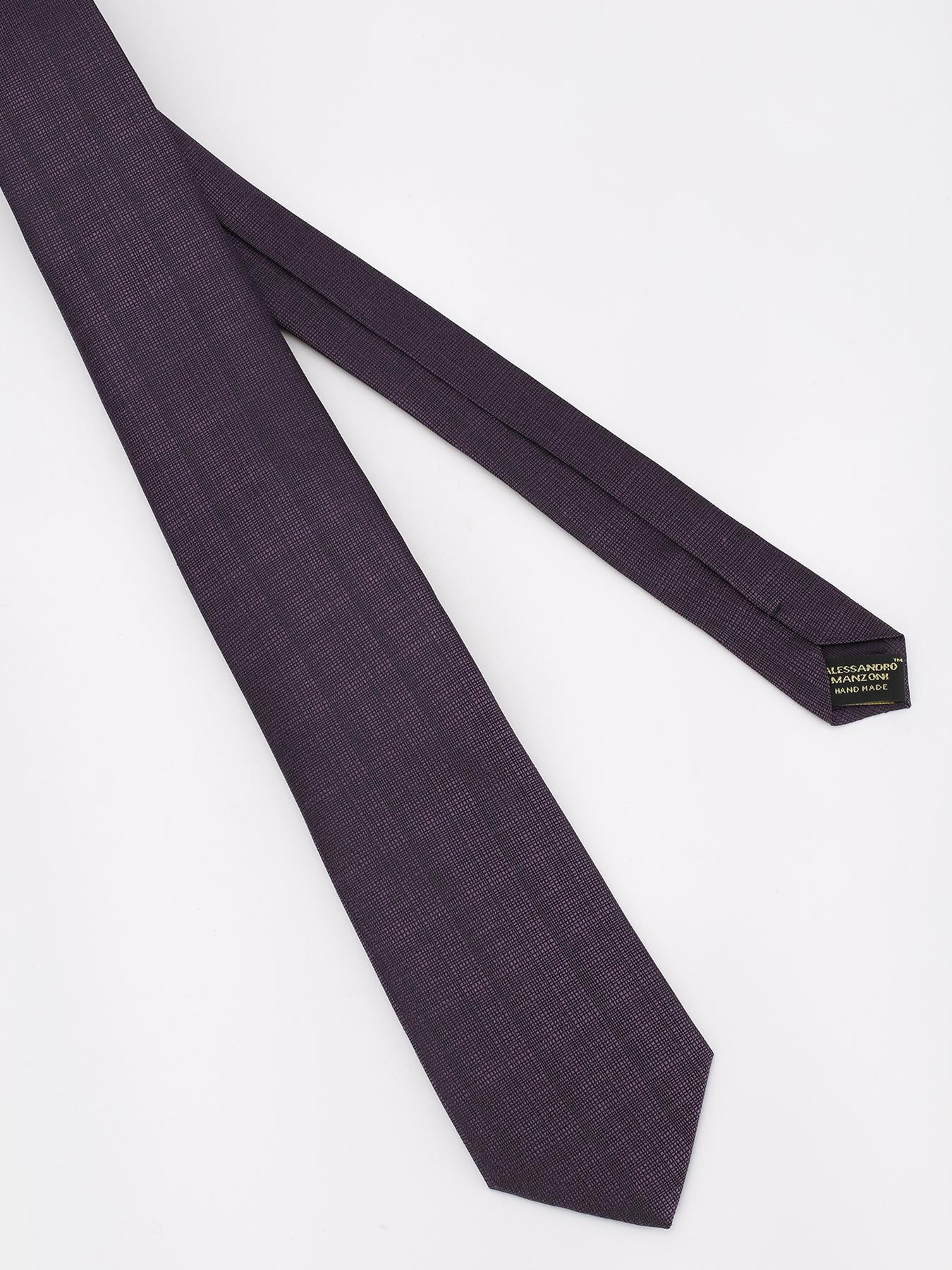 Alessandro Manzoni Шелковый галстук 312357-185 Фото 3