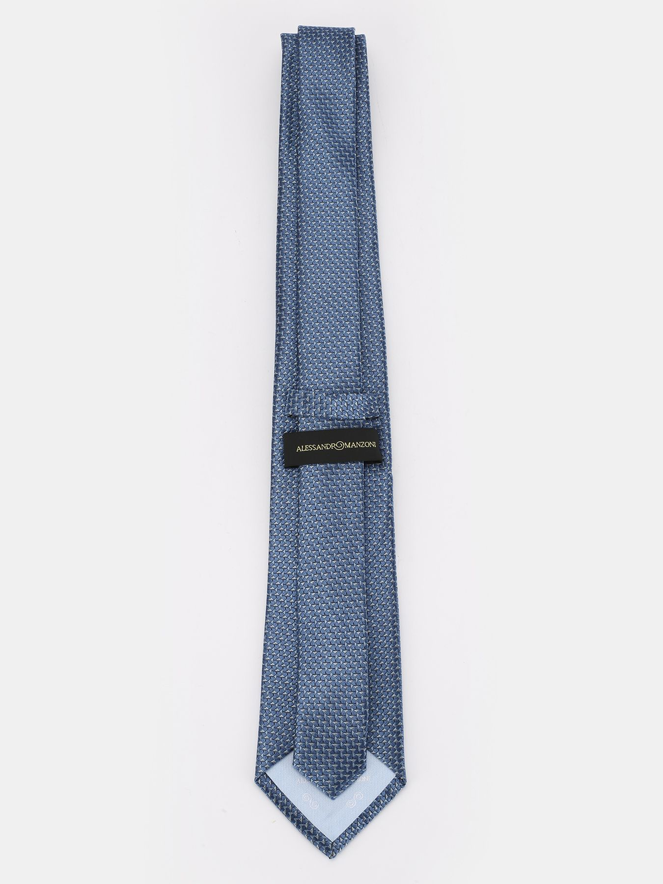 Alessandro Manzoni Шелковый галстук 312361-185 Фото 2