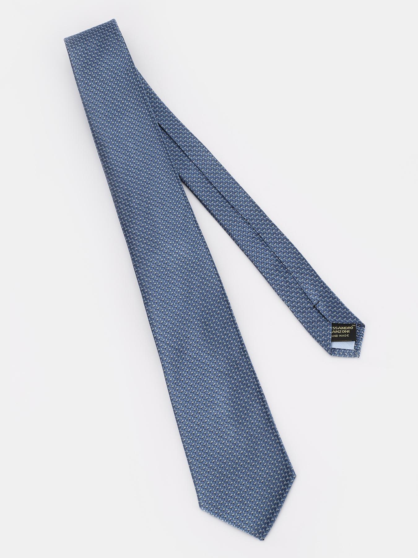Alessandro Manzoni Шелковый галстук 312361-185 Фото 3