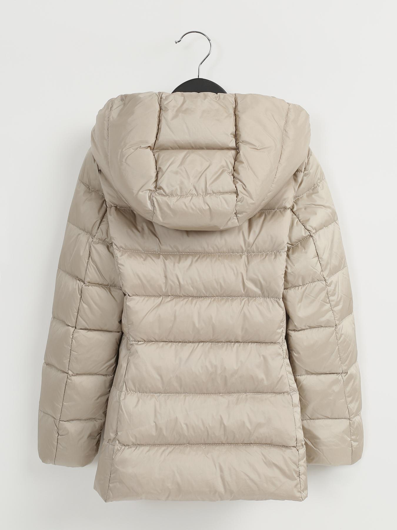 Куртка Alessandro Manzoni Kids Стеганая куртка с капюшоном куртка la redoute стеганая на молнии с капюшоном idaho 2 3xl синий