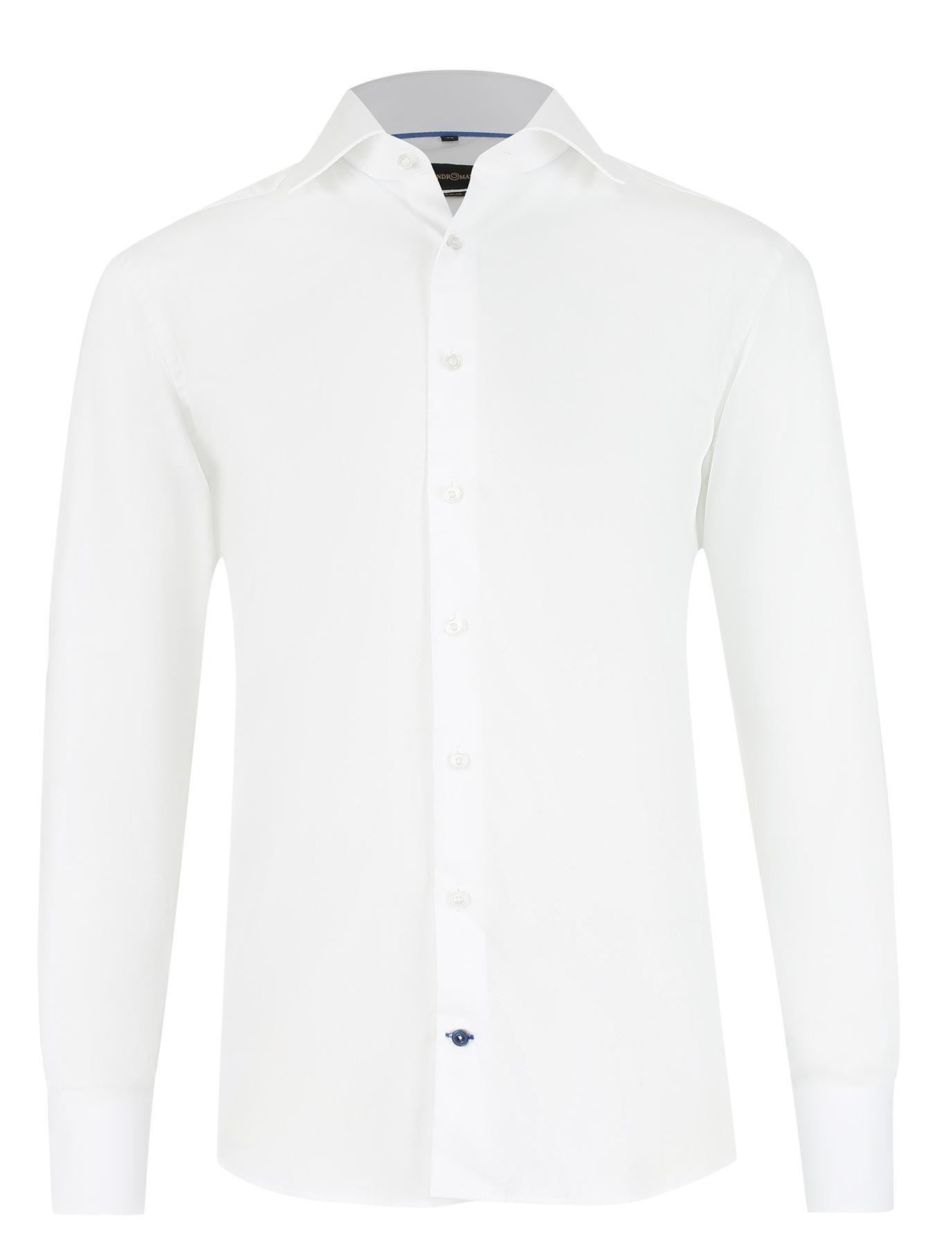 Alessandro Manzoni Alessandro Manzoni Хлопковая рубашка без карманов