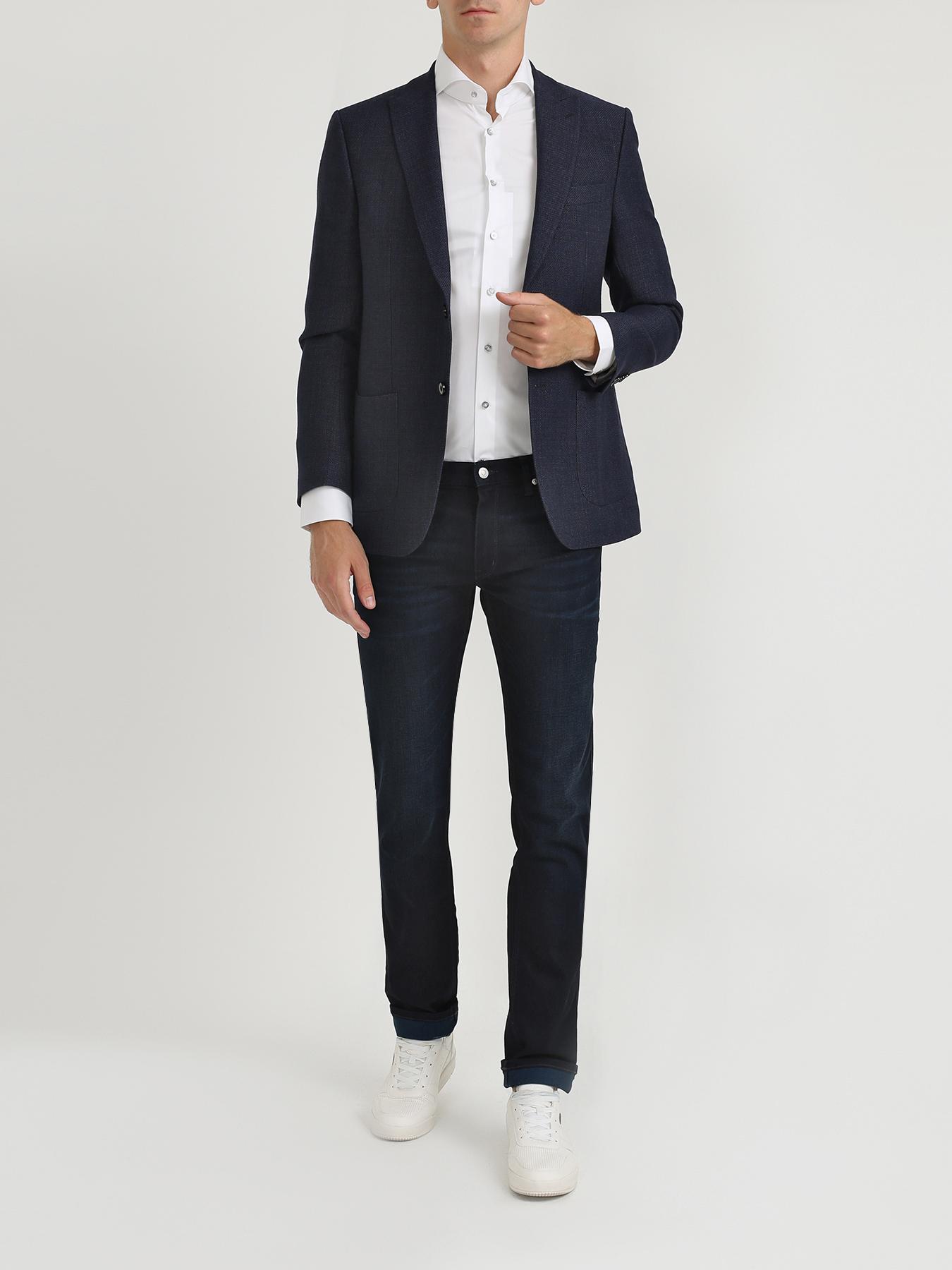 Рубашка Korpo Рубашка с итальянским воротником