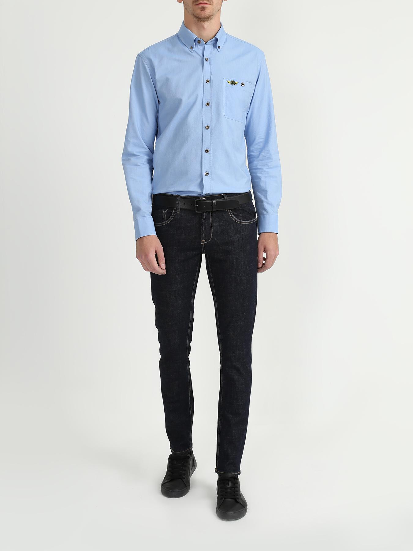 Рубашка Finisterre Force Хлопковая рубашка