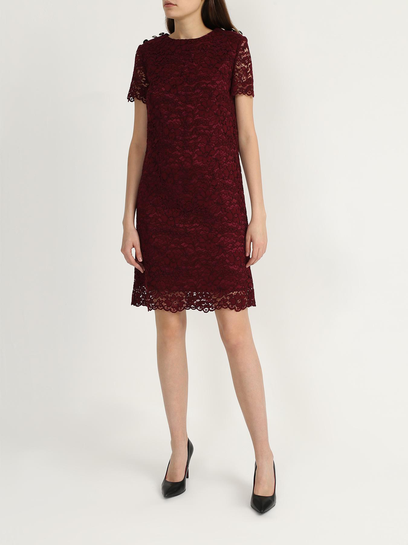 Платье Korpo Платье с кружевом