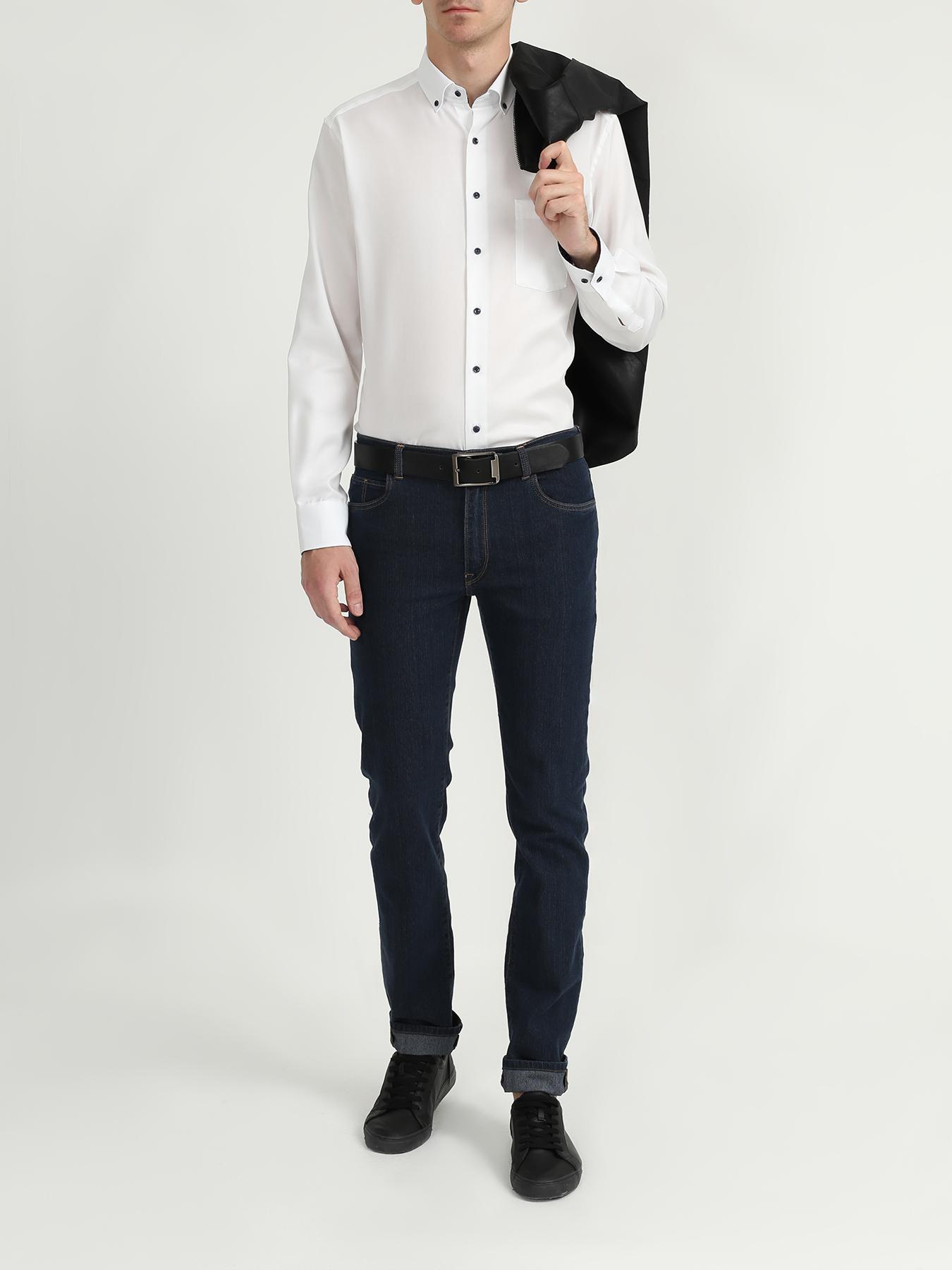Фото - Рубашка Eterna Рубашка с карманом рубашка lime рубашка с карманом