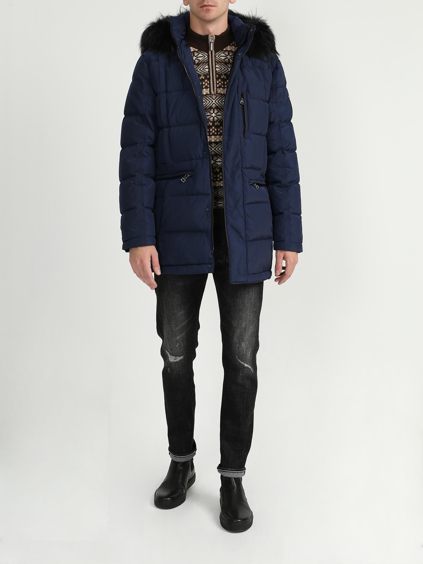 Фото - Куртка Korpo Куртка с капюшоном sinobi 1178