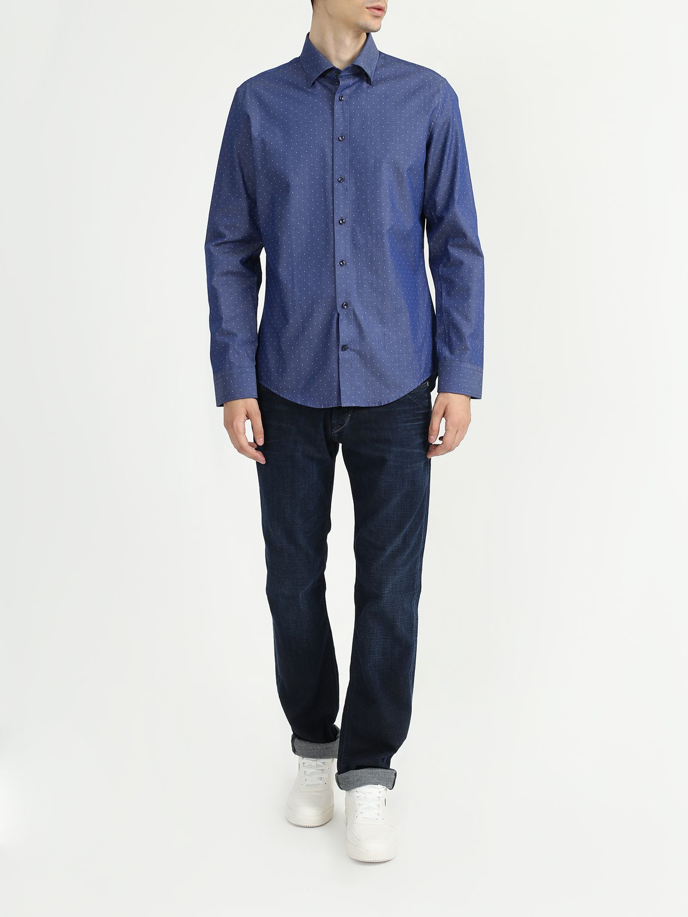 Рубашка Seidensticker Рубашка с длинным рукавом