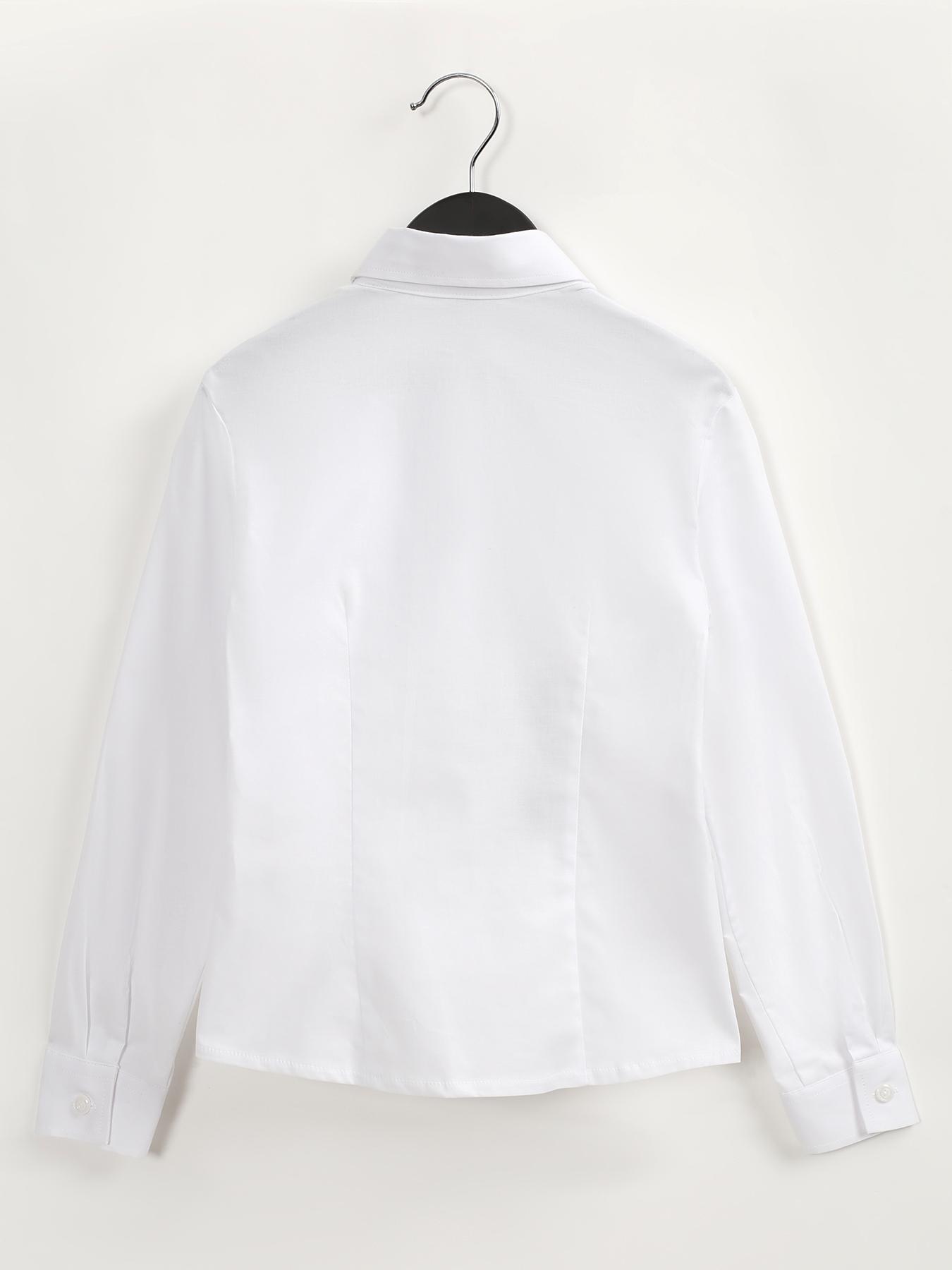 Alessandro Manzoni Kids Однотонная рубашка
