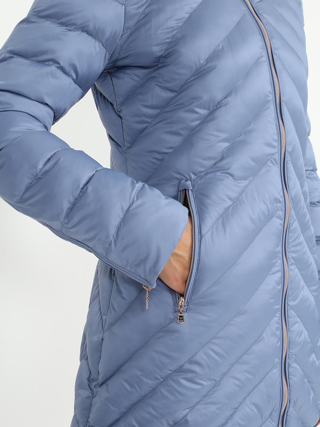 EA7 Emporio Armani Куртка с капюшоном 322194-041 Фото 3