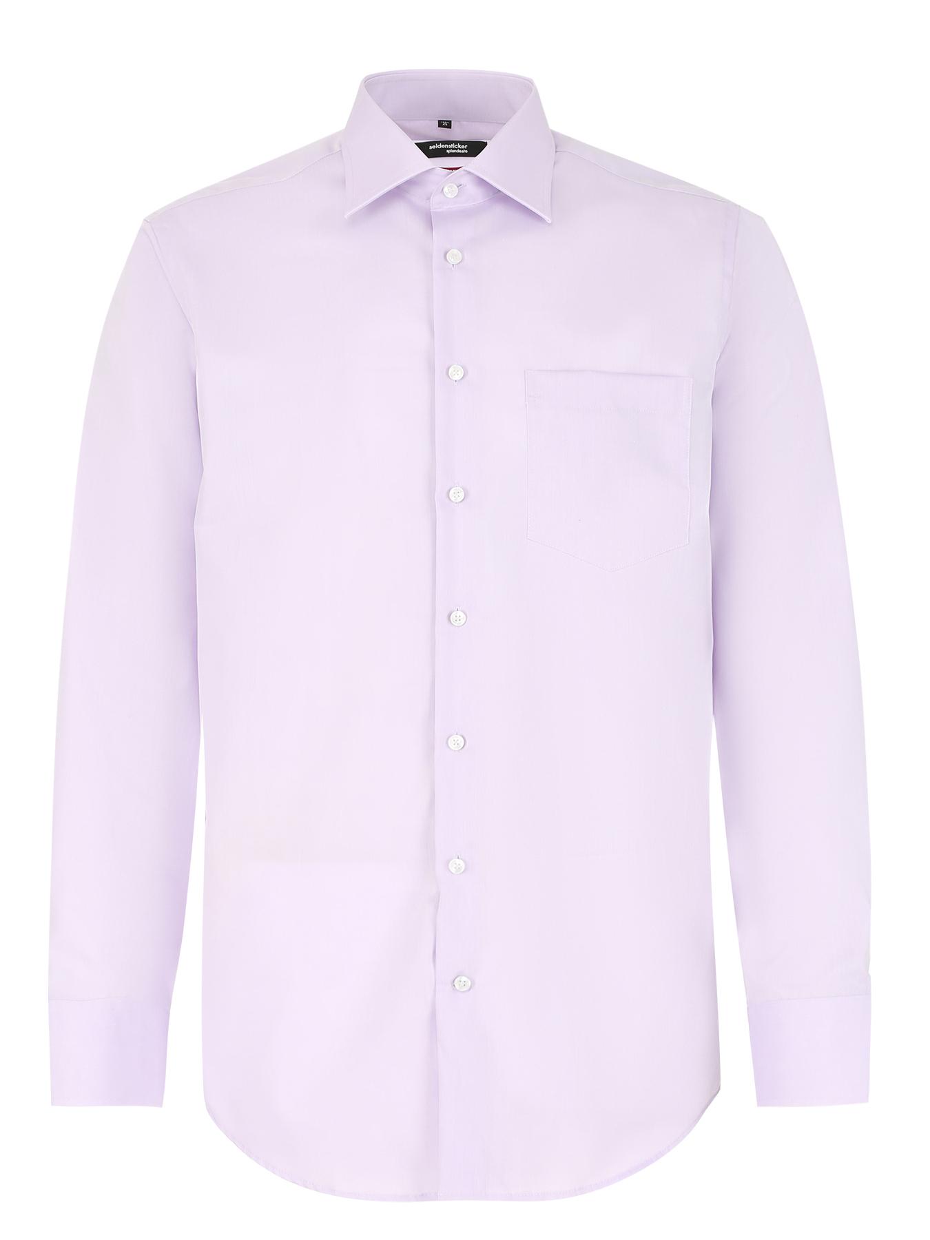 Seidensticker Seidensticker Хлопковая рубашка с карманом
