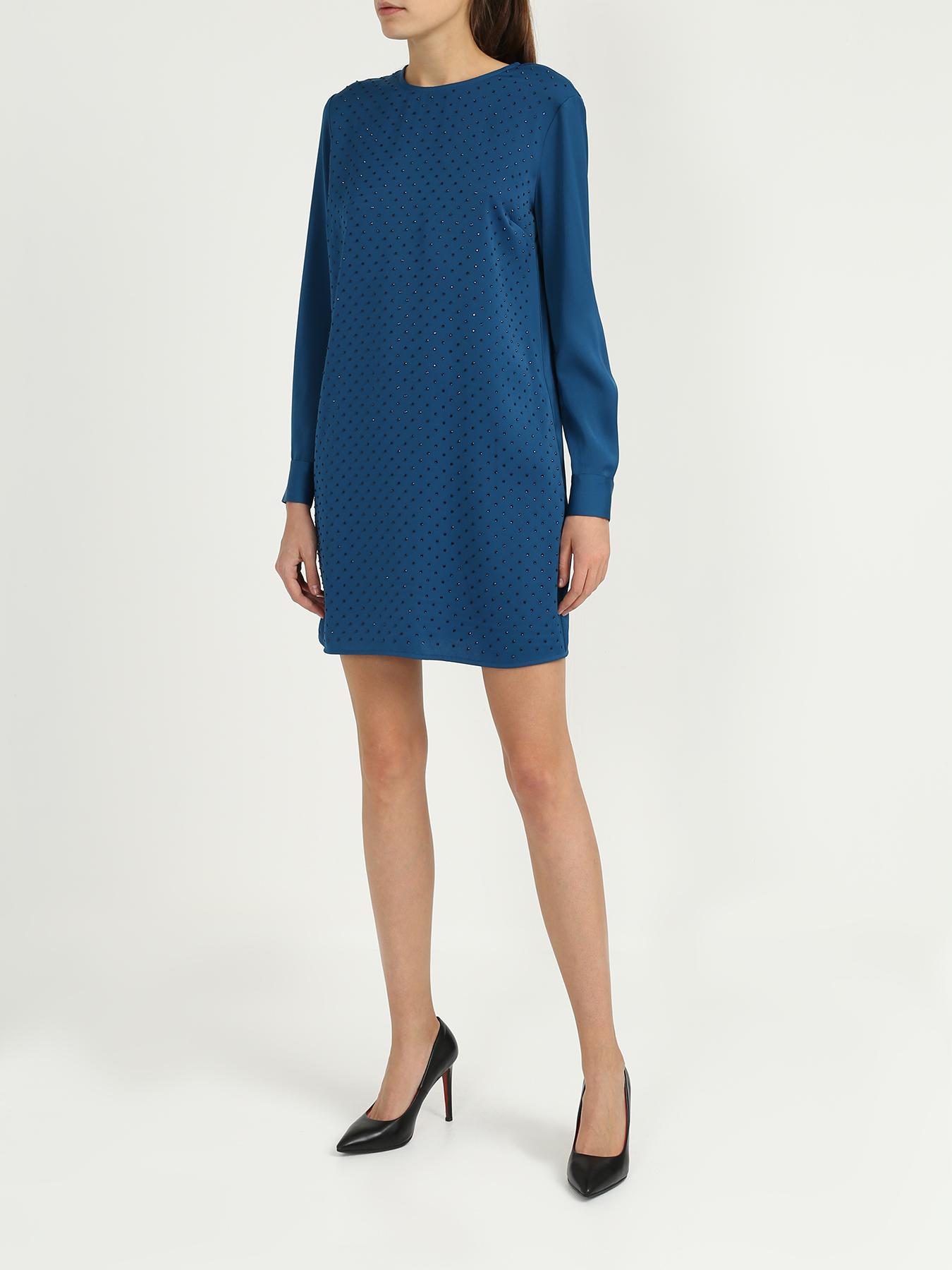 Платье TWINSET Короткое платье ypno короткое платье