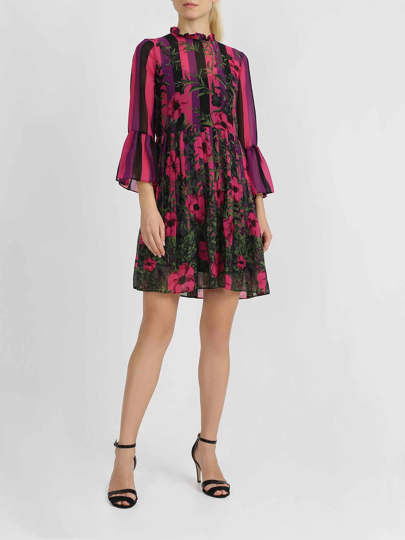 TWINSET Платье с цветочными узорами от TWINSET