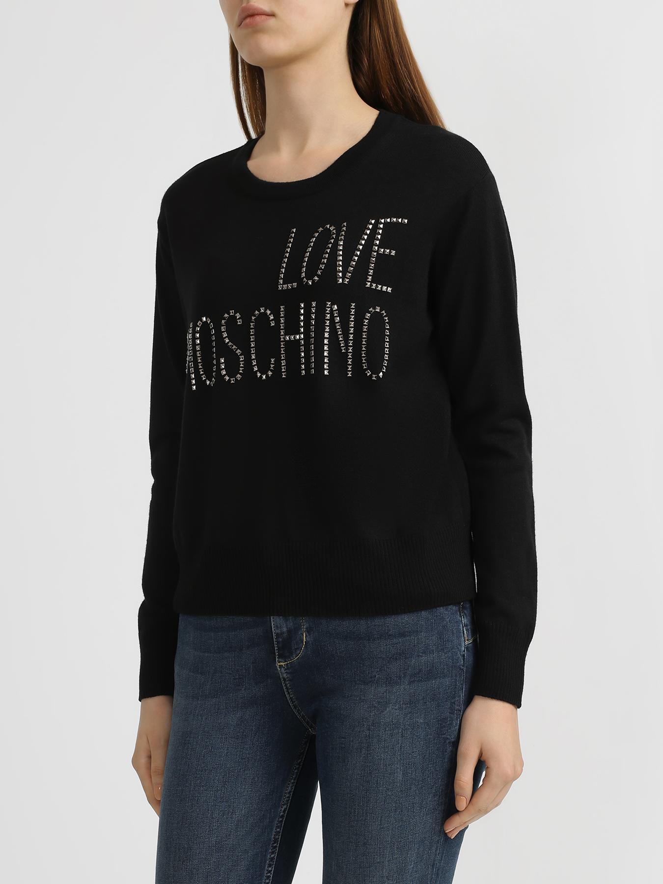 Love Moschino Джемпер moschino туфли