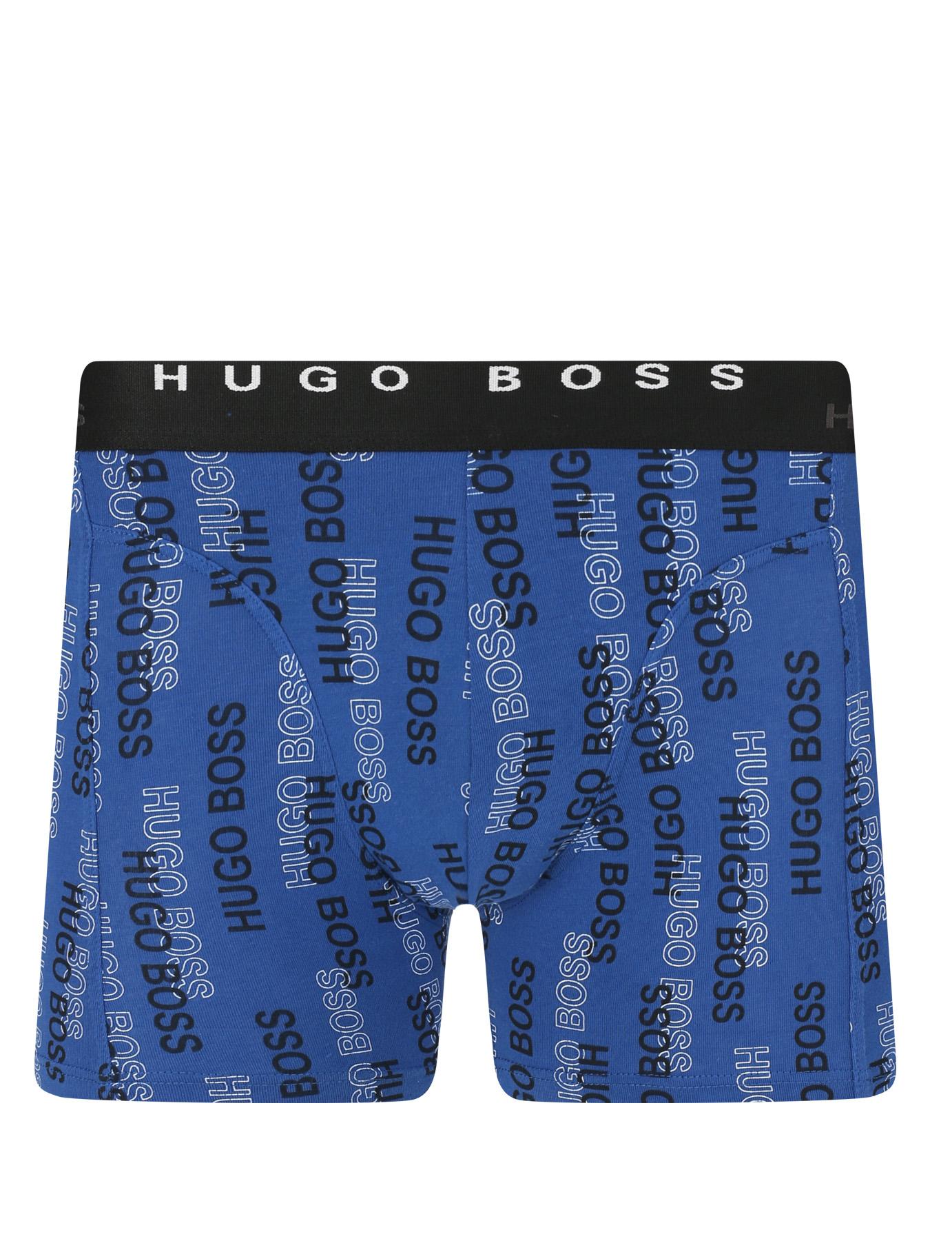 Трусы BOSS Boxer Brief Print Business (2 шт)