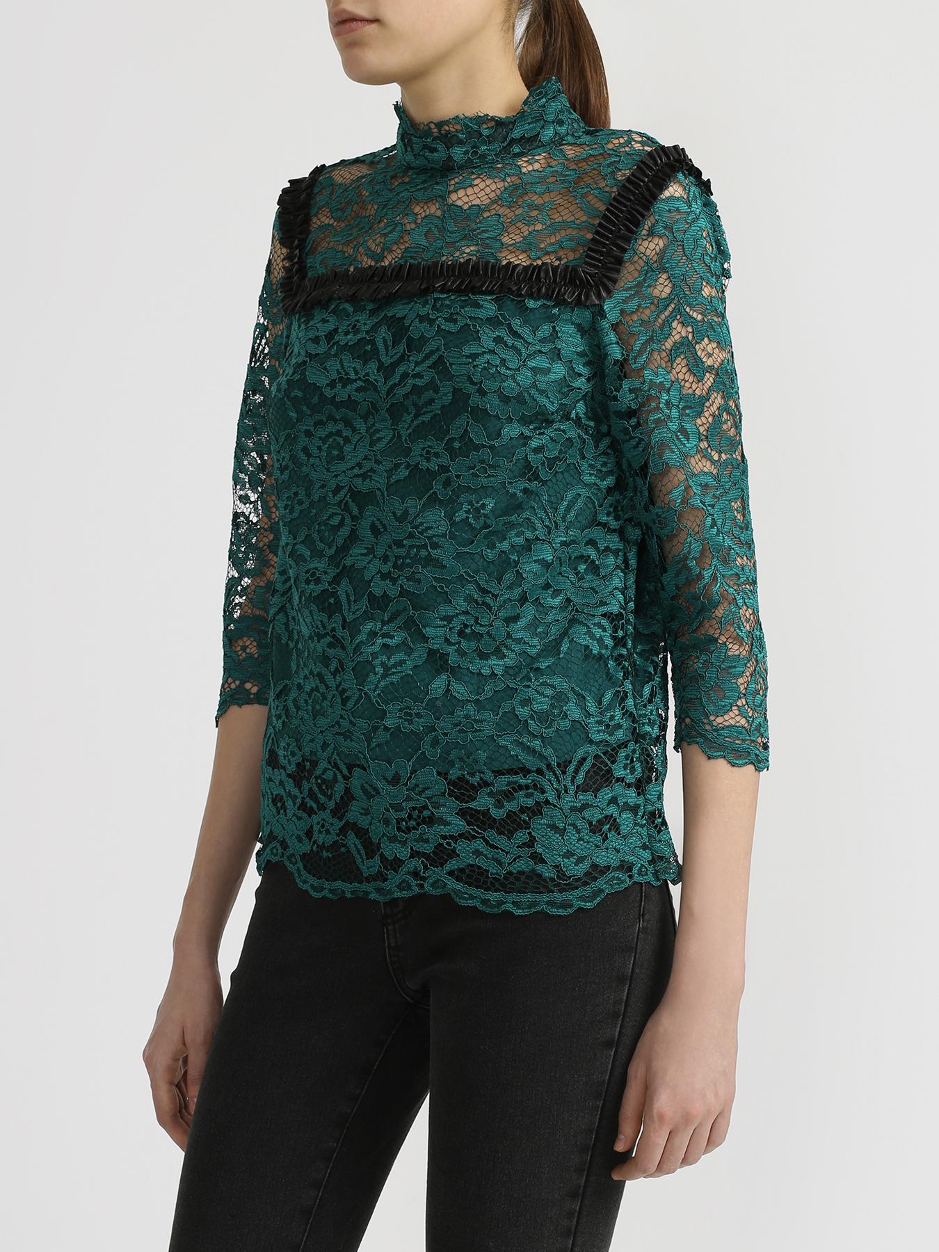 Блузки Liu Jo Блузка блузки liu jo sport блузка