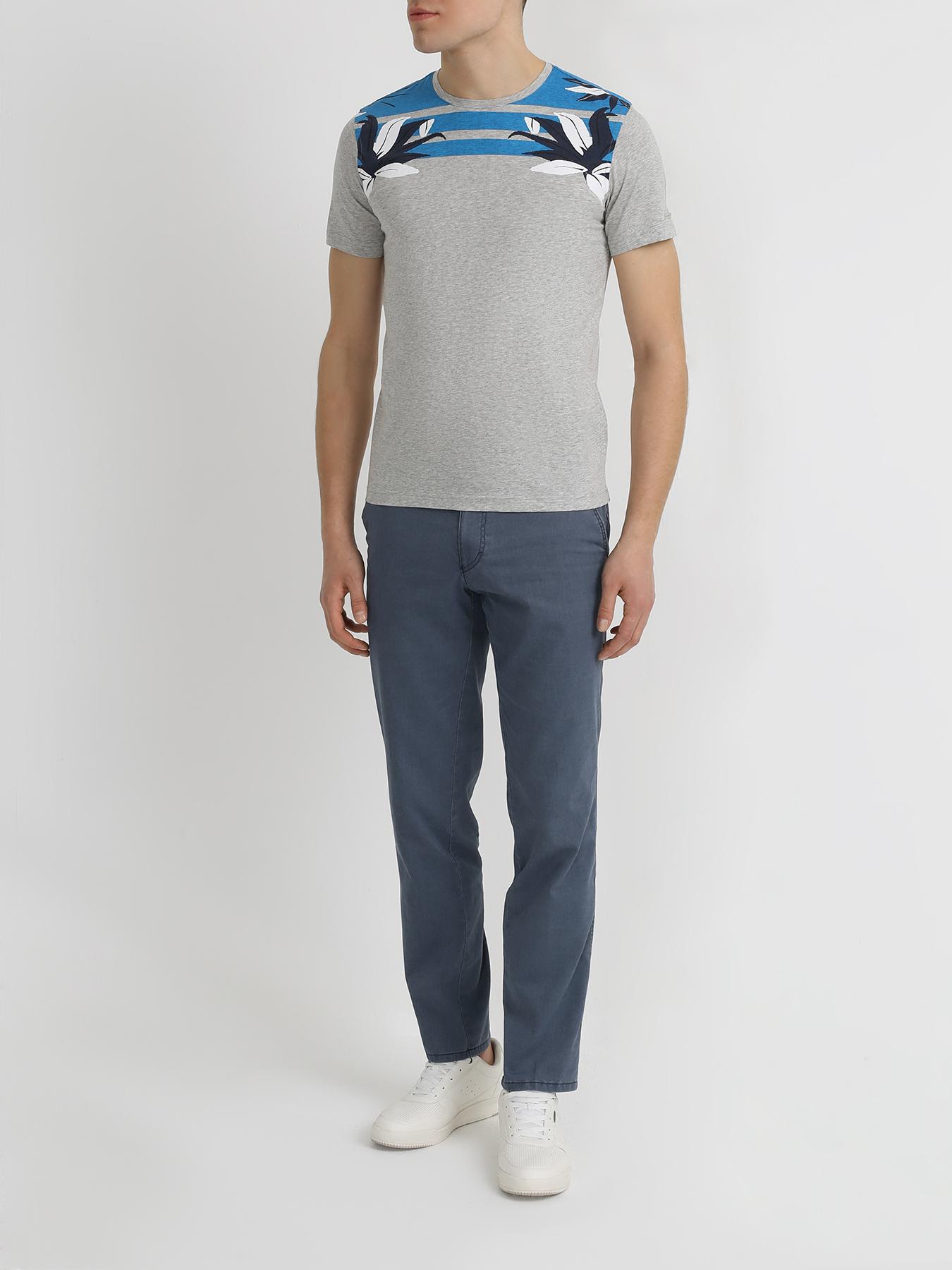 Фуфайка Ritter Хлопковая футболка brioni хлопковая футболка