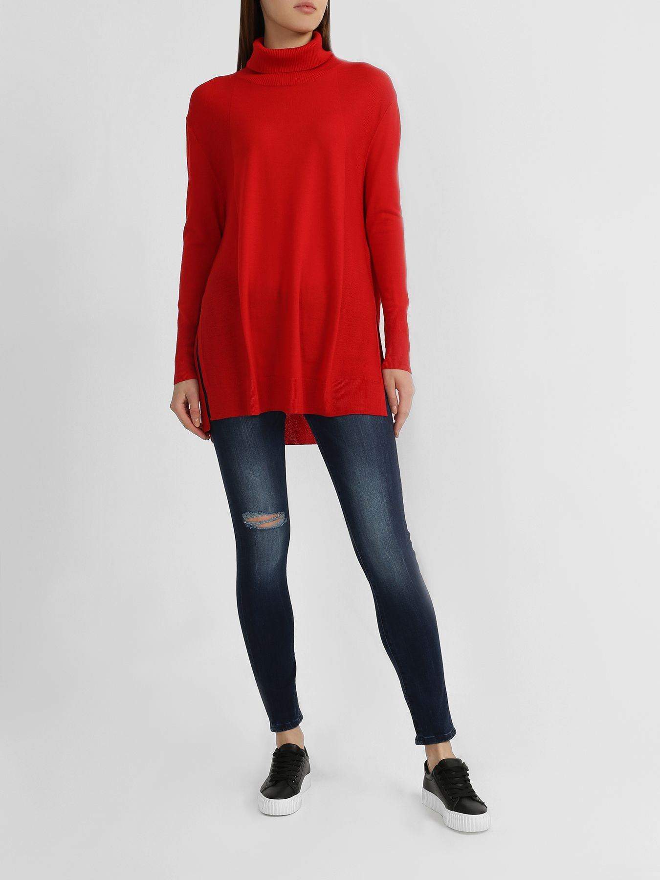 Woolrich Удлиненный свитер 326334-043