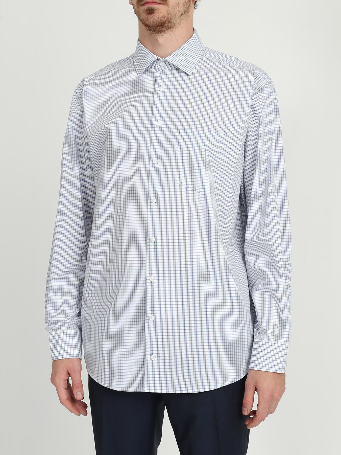 Seidensticker Seidensticker Клетчатая рубашка из хлопка