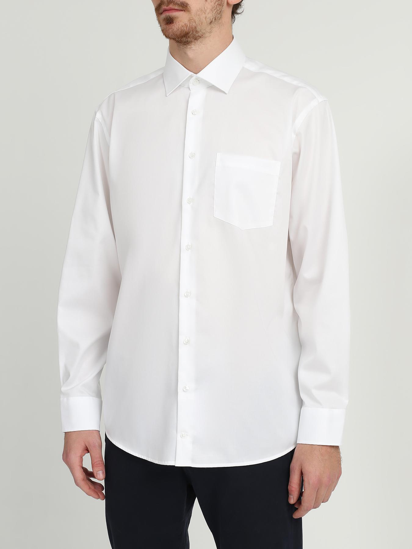 Seidensticker Seidensticker Рубашка с нагрудным карманом