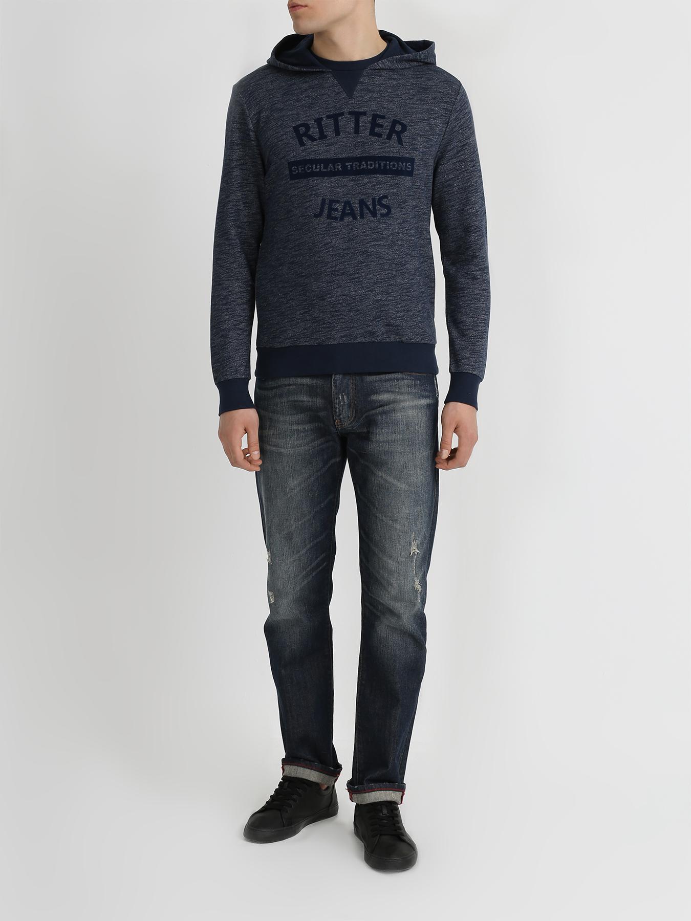 Толстовка Ritter Jeans Худи