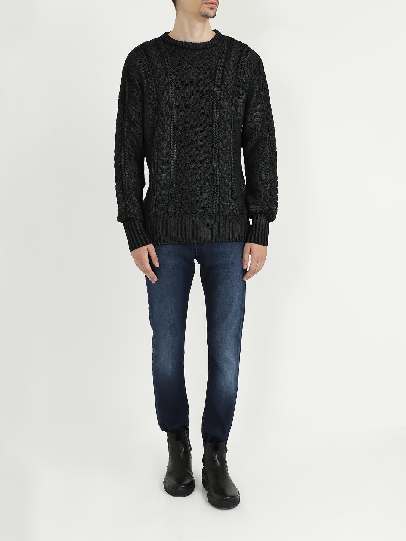 Джемпер Versace Jeans Джемпер из шерсти и акрила