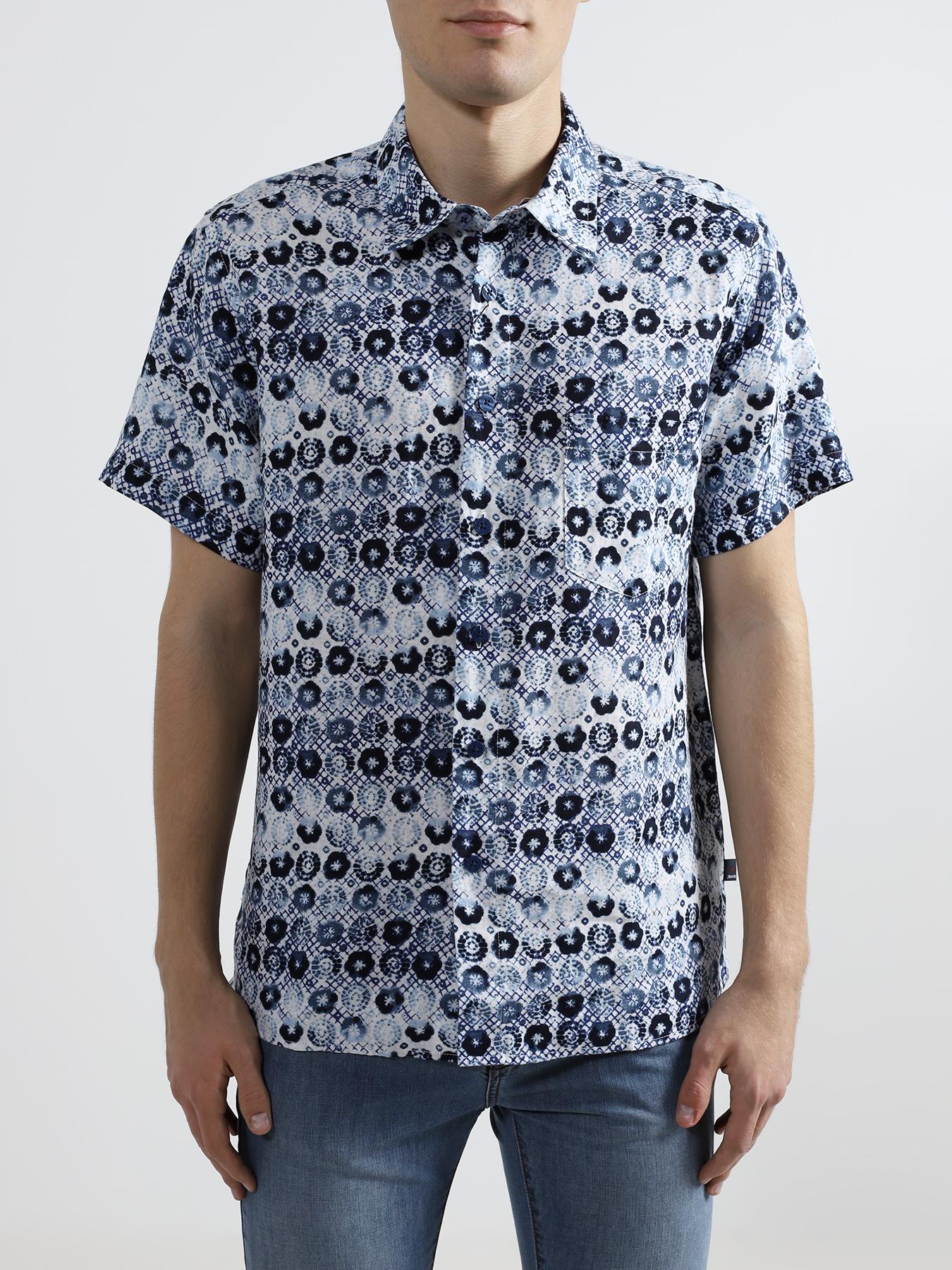 Рубашки Alessandro Manzoni Jeans Мужская рубашка