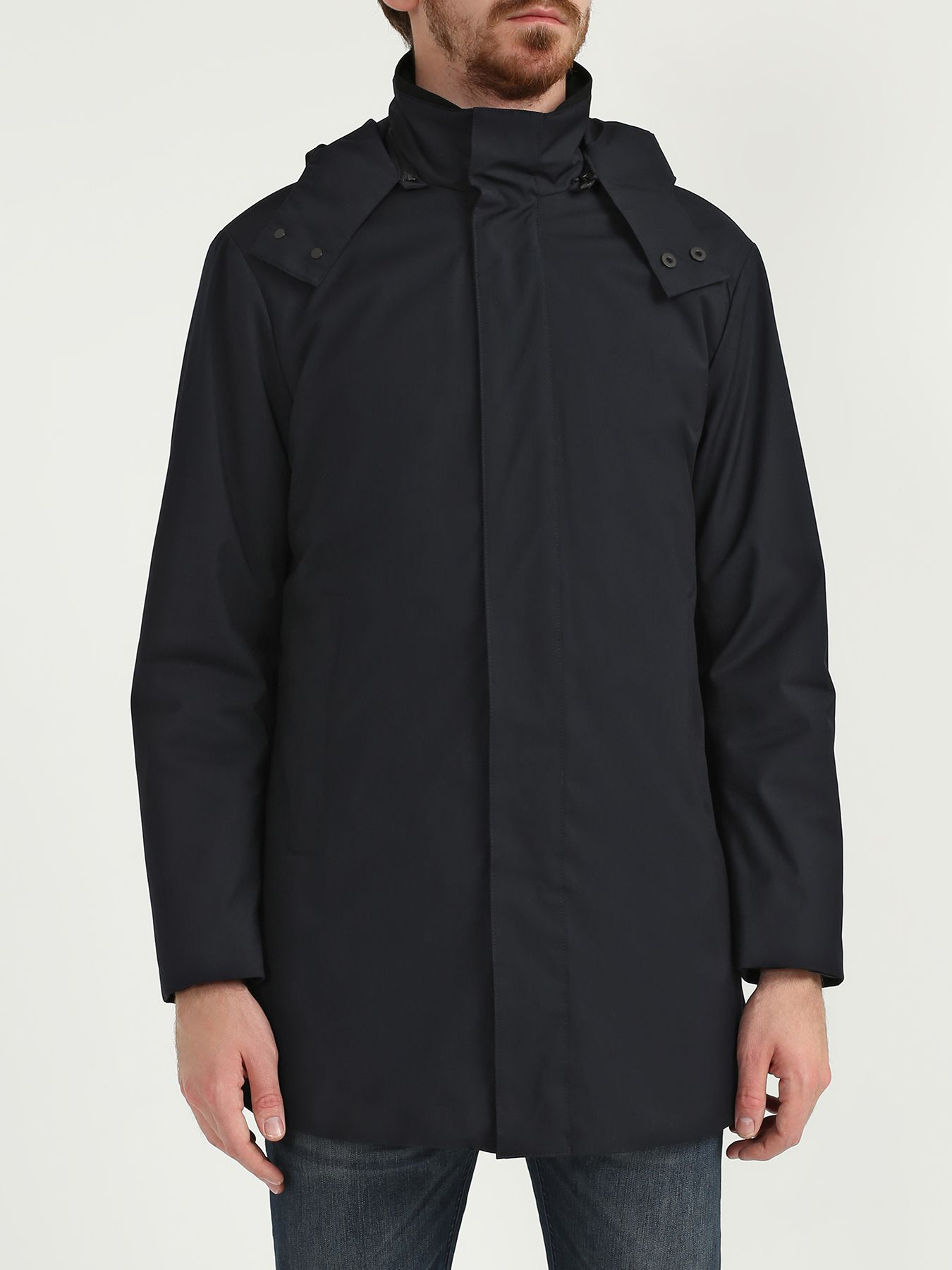 Пальто Emporio Armani Мужская куртка emporio armani пальто