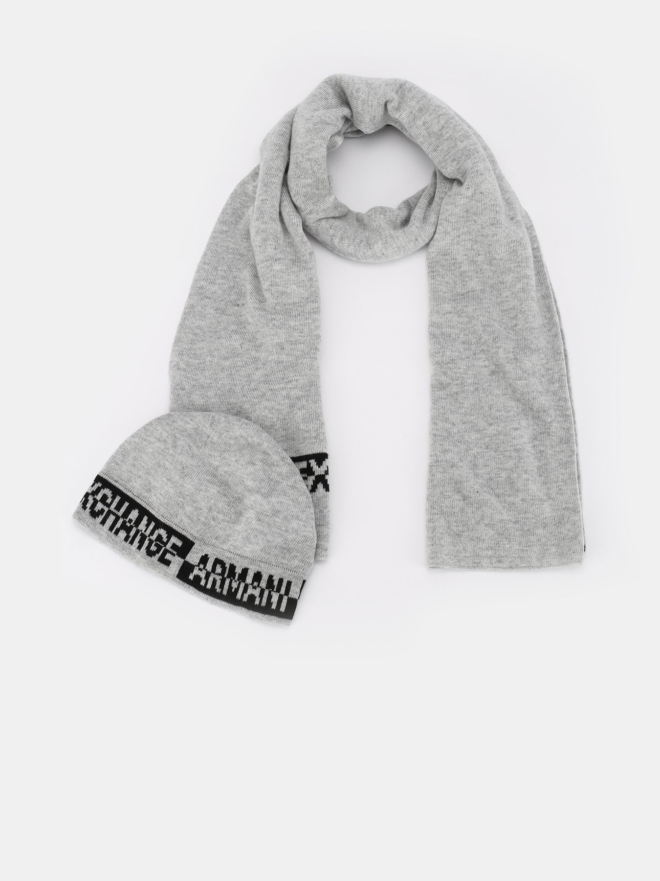 Armani Exchange Armani Exchange Комплект (шапка + шарф)