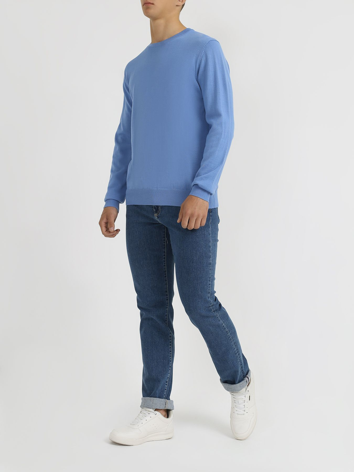 Брюки Korpo Collezioni Зауженные джинсы