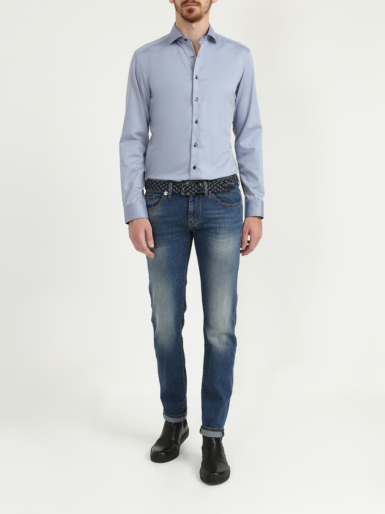 Рубашка Eterna Рубашка с длинным рукавом