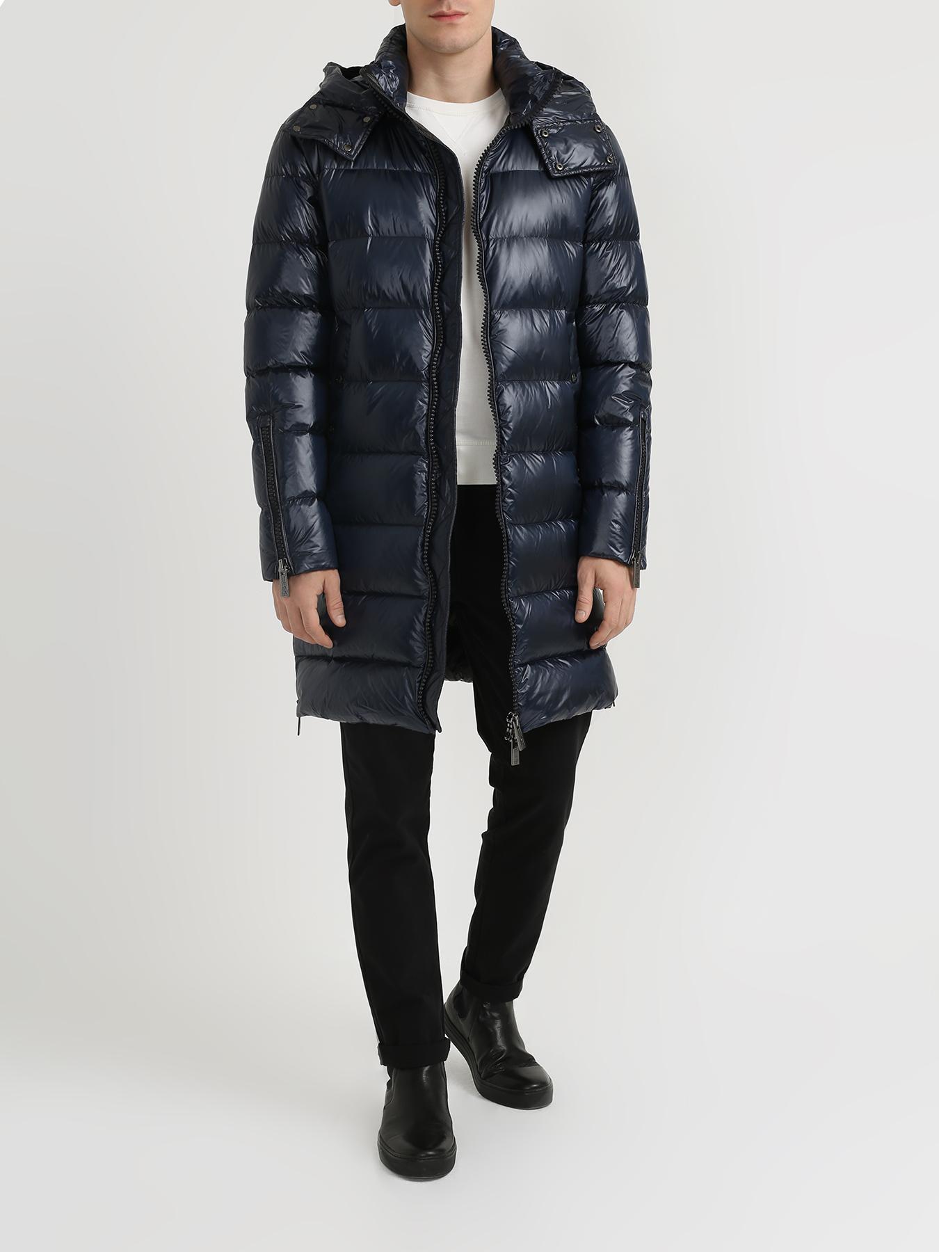 Куртка Finisterre Удлиненный пуховик