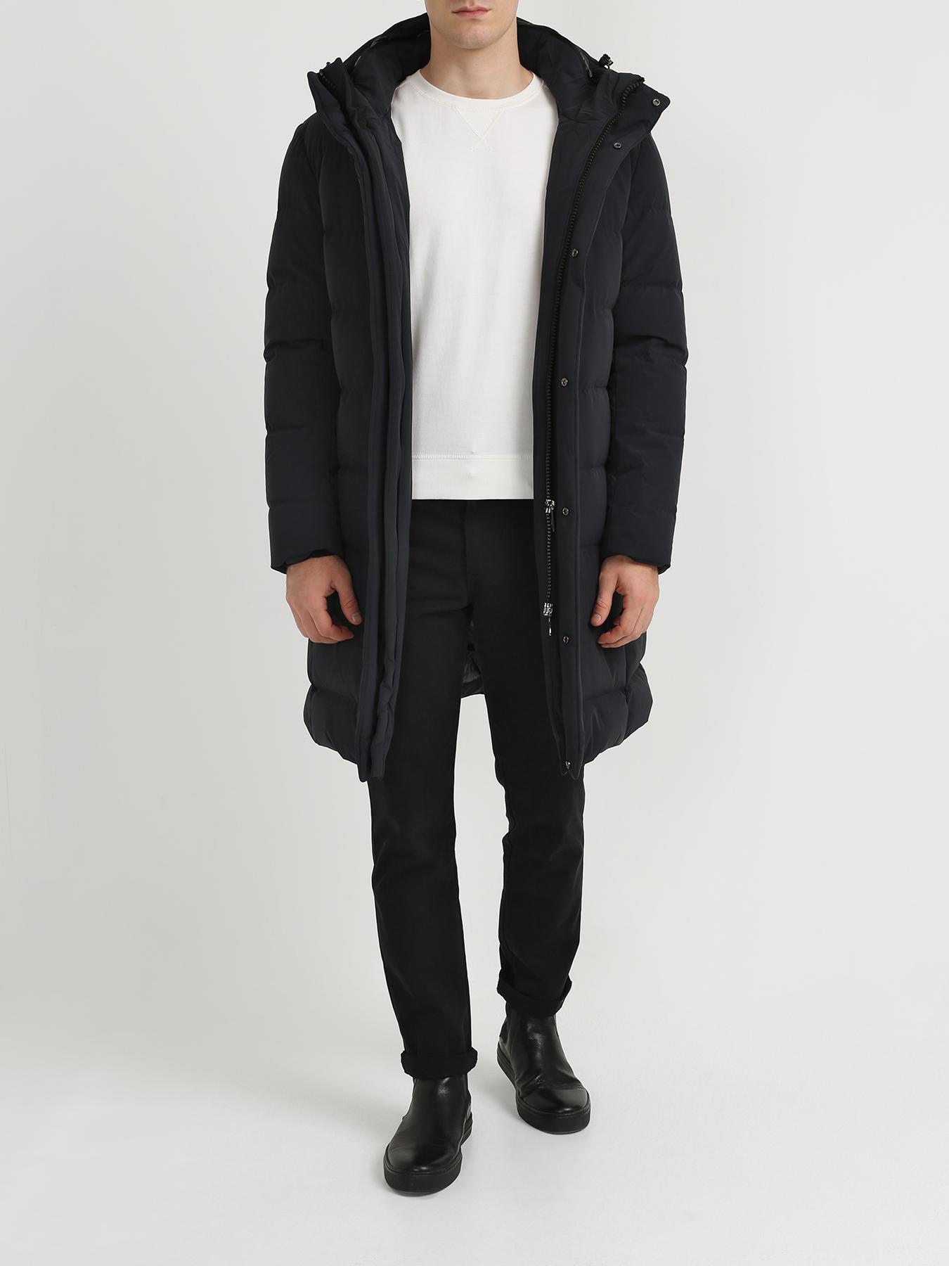 Куртка Finisterre Удлиненный пуховик удлиненный топ quelle venca 1001372