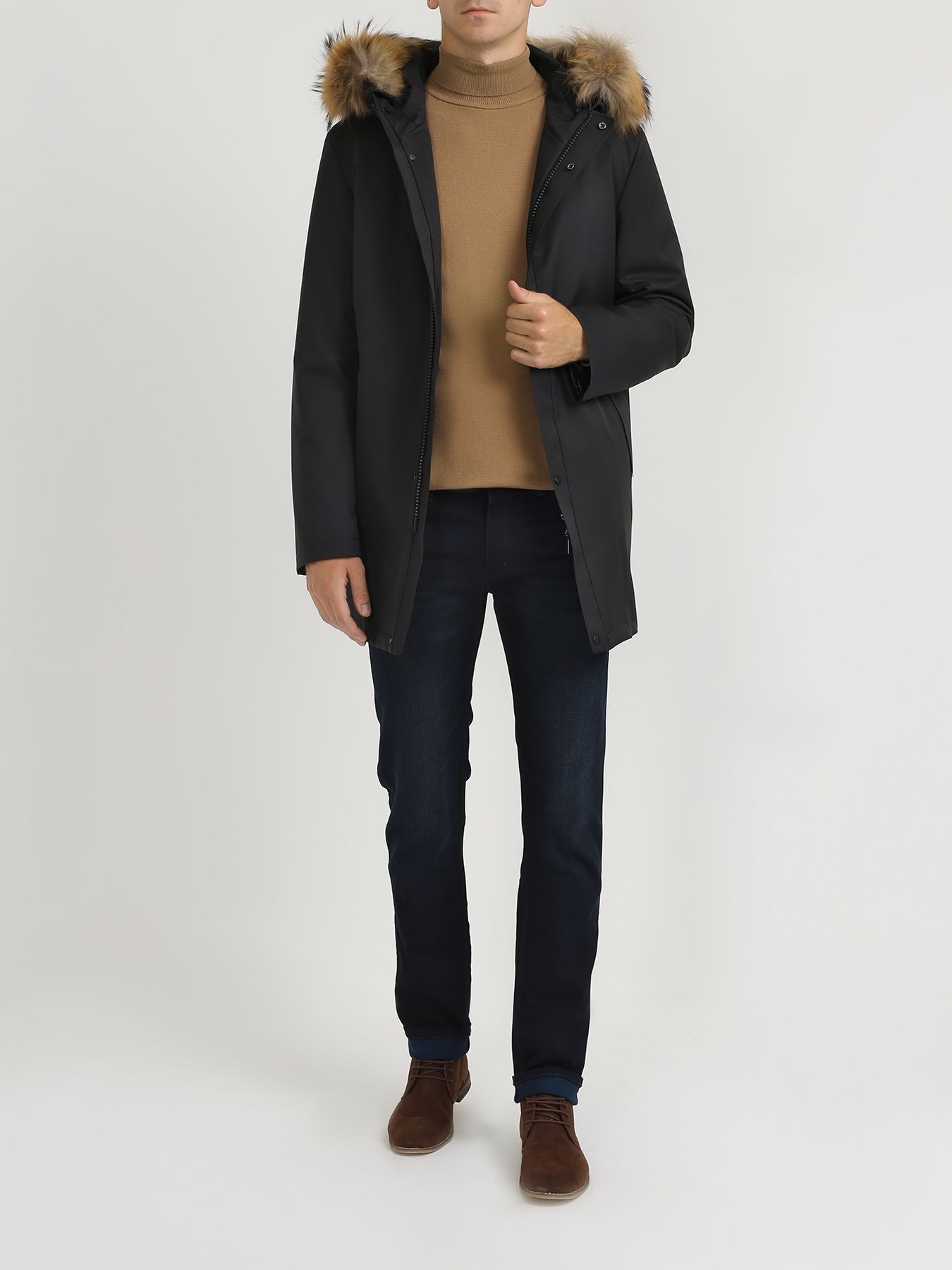 Фото - Куртка Finisterre Куртка с капюшоном sinobi 1178