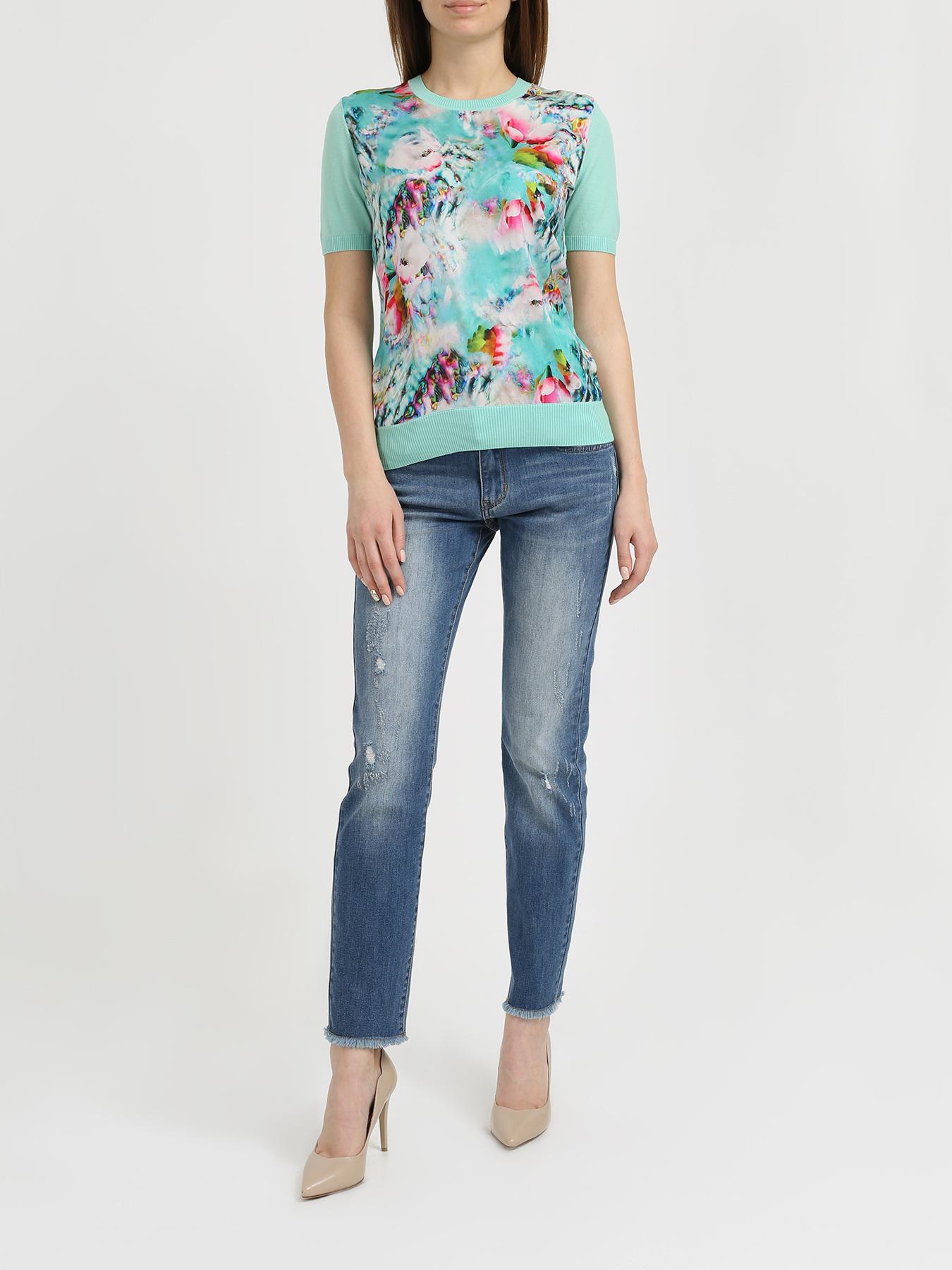 Брюки Korpo Узкие джинсы брюки korpo прямые джинсы