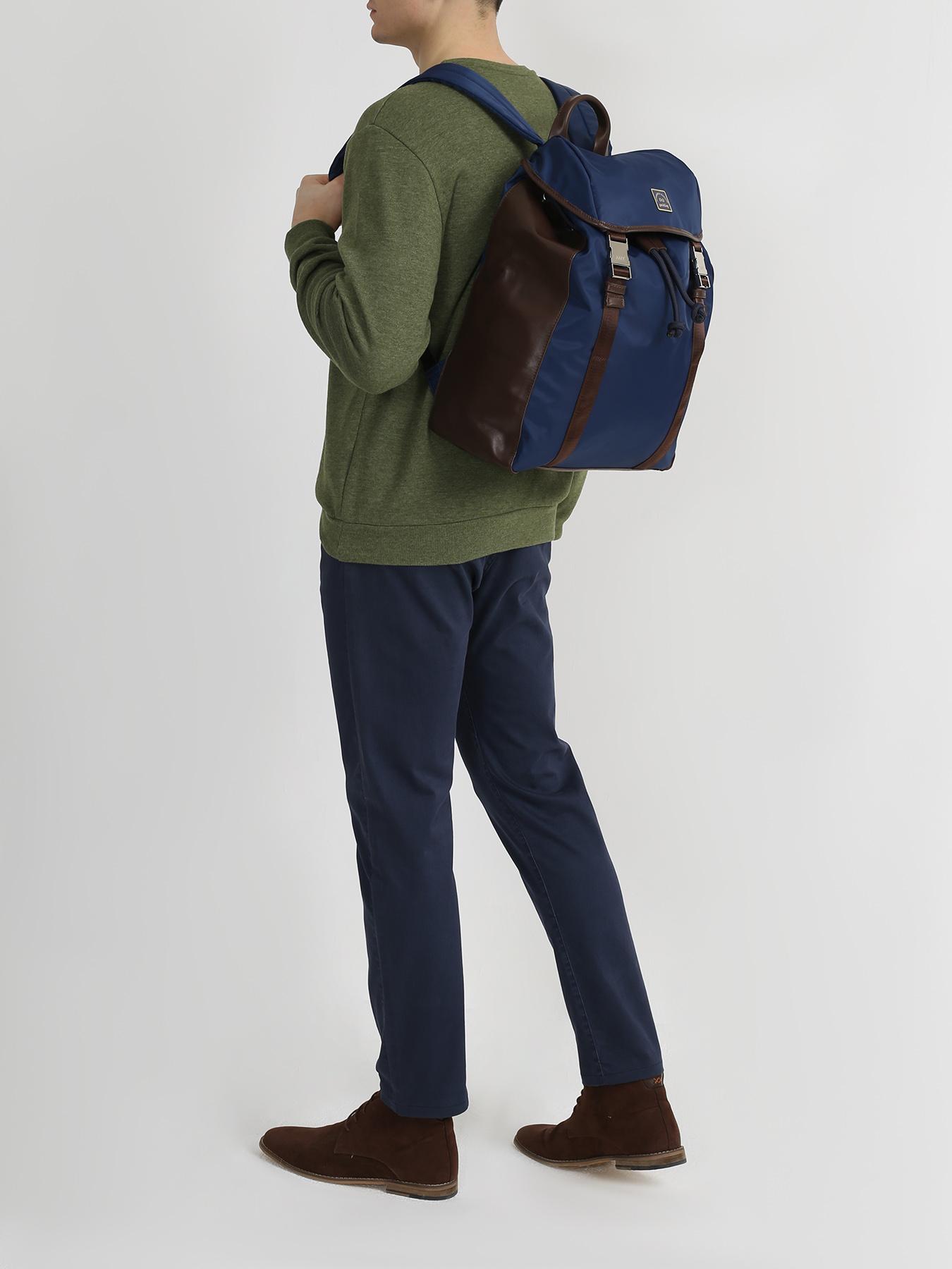 Рюкзак Alessandro Manzoni Yachting Мужской рюкзак рюкзак мужской vibe outca1813vi blu2