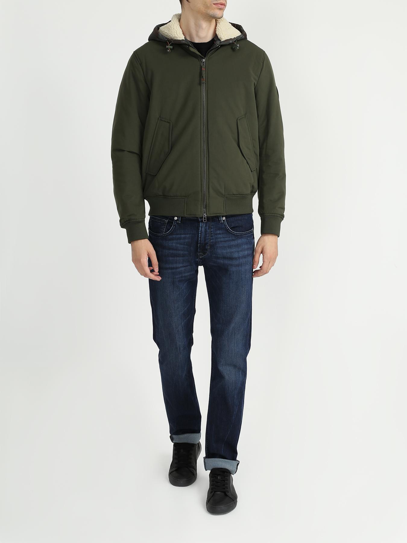 Armani Exchange Куртка с капюшоном фото
