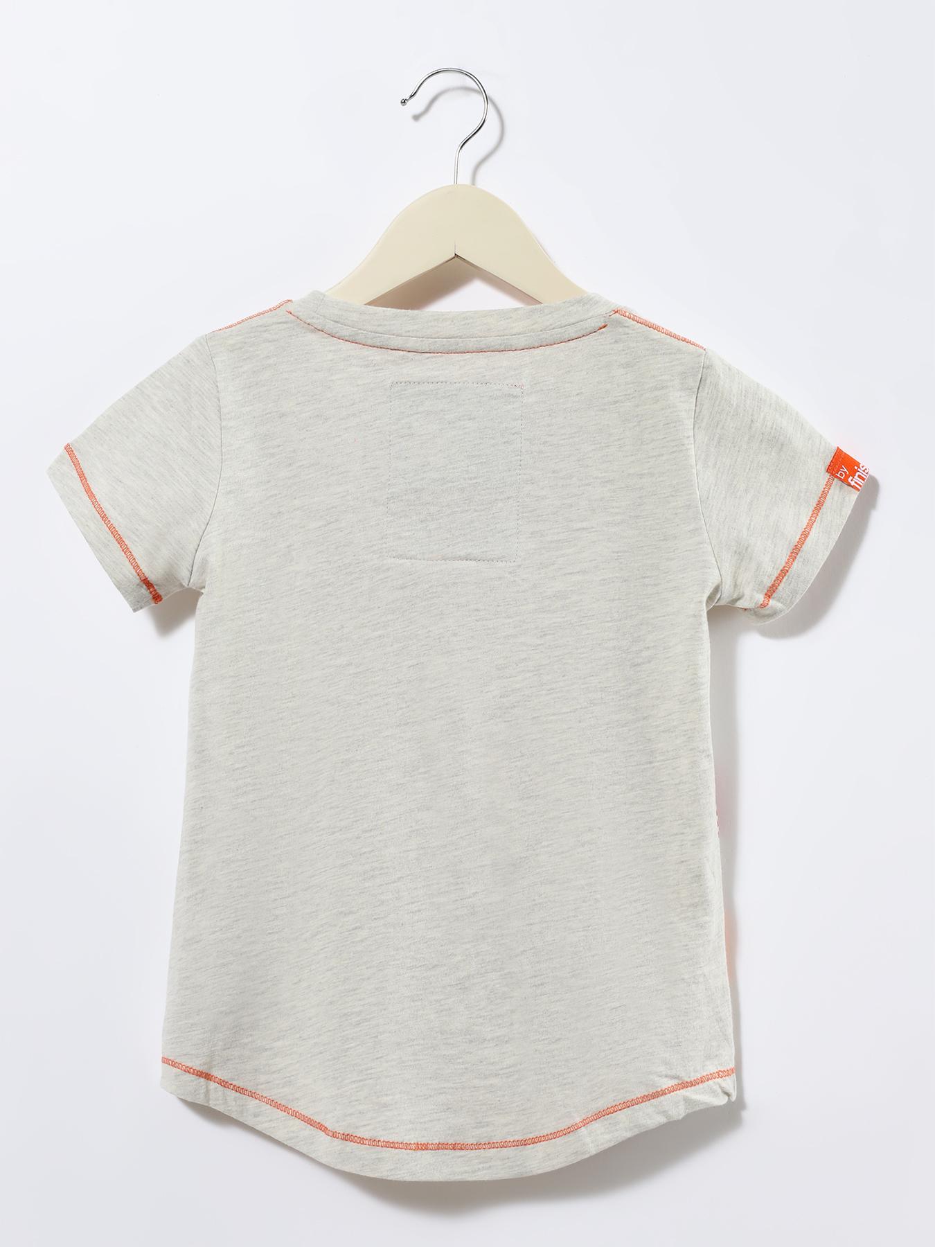 Фуфайка Finisterre Футболка с принтом футболка с принтом 1 мес 4 лет