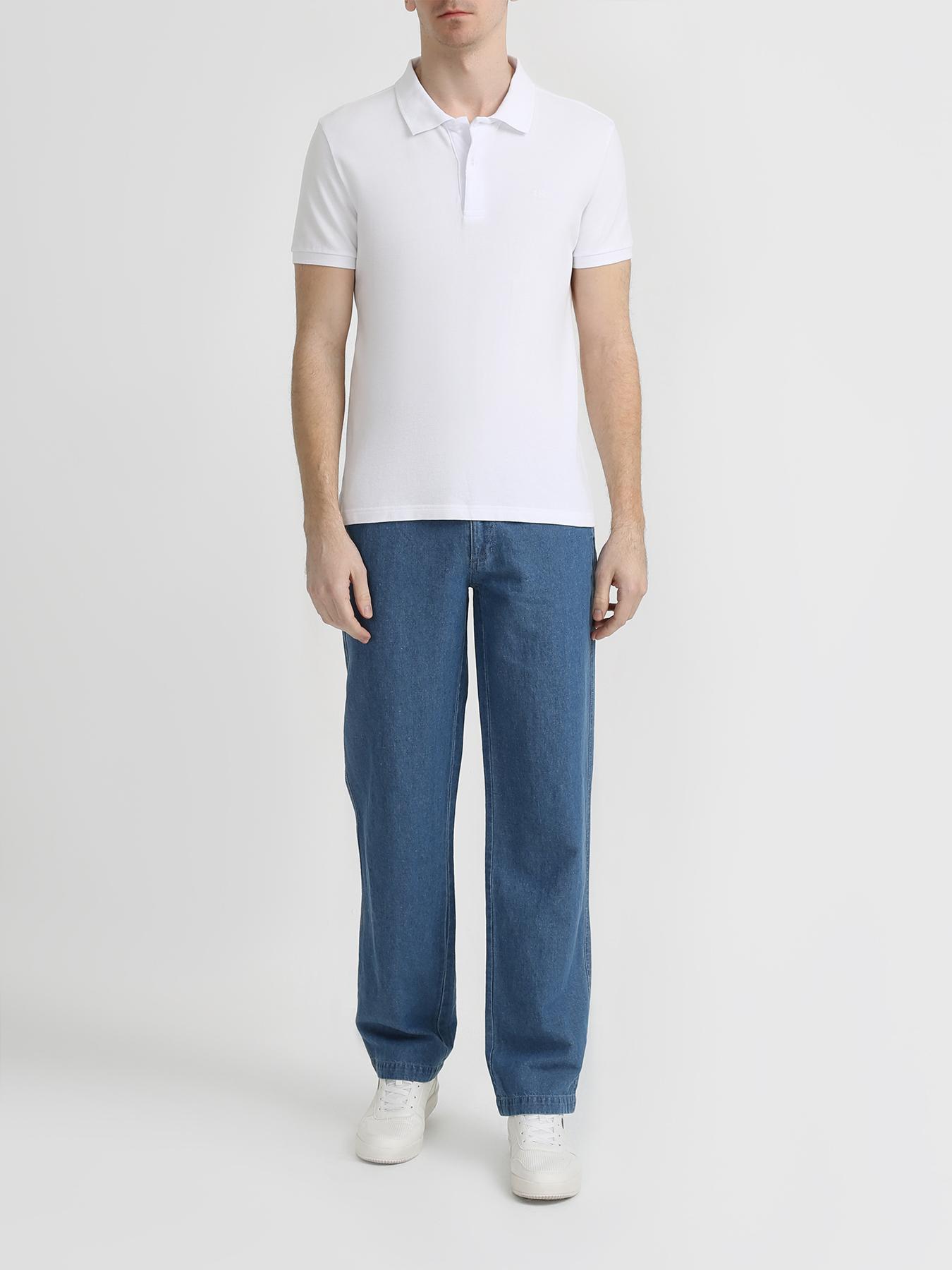 Джинсы Alessandro Manzoni Jeans Прямые джинсы