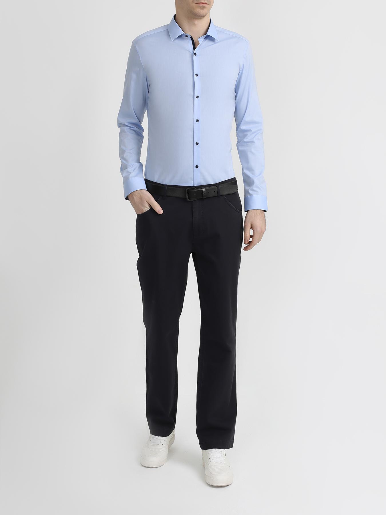 Брюки Alessandro Manzoni Jeans Прямые брюки