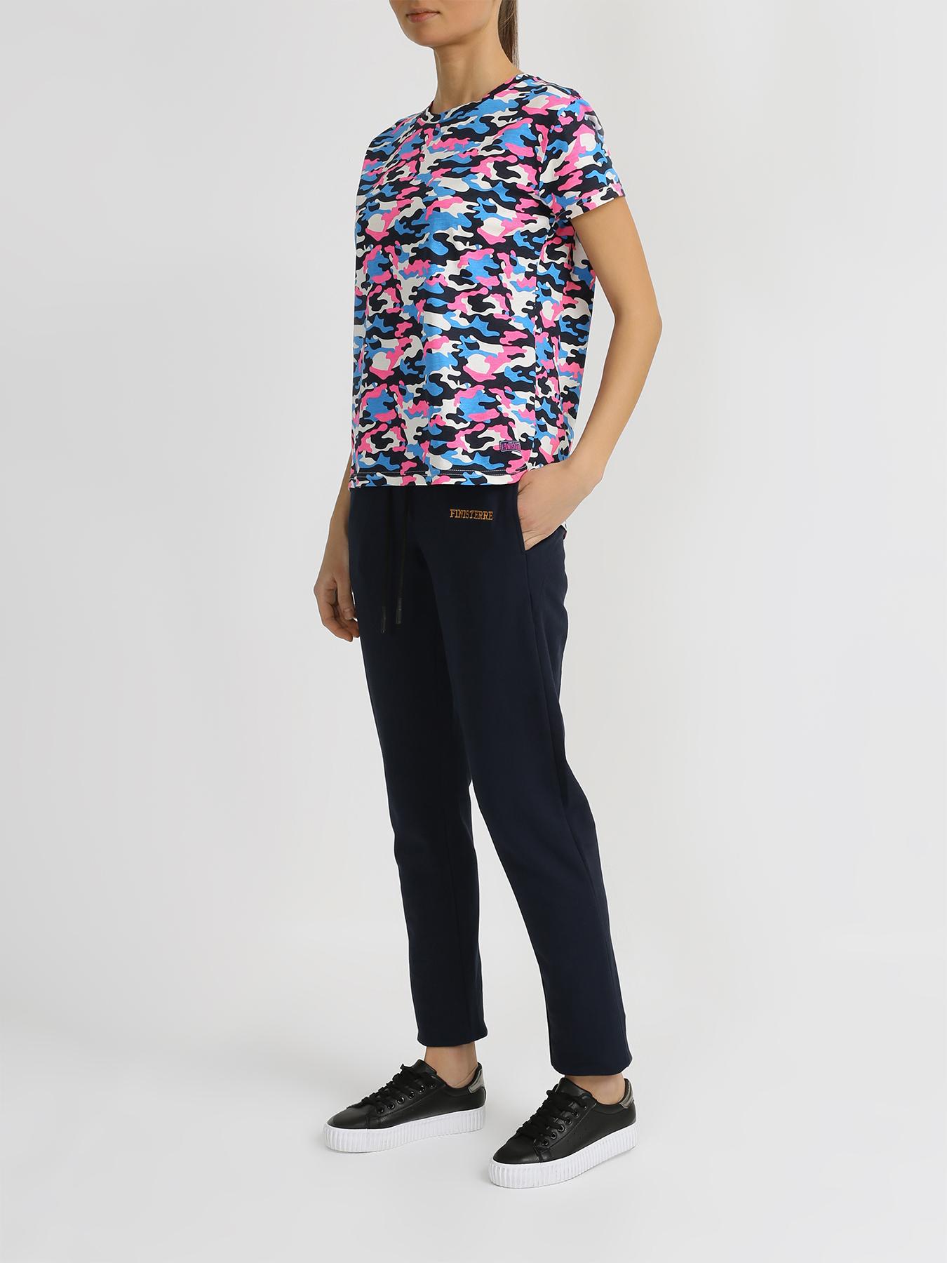 Джемпер Finisterre Хлопковая футболка brioni хлопковая футболка