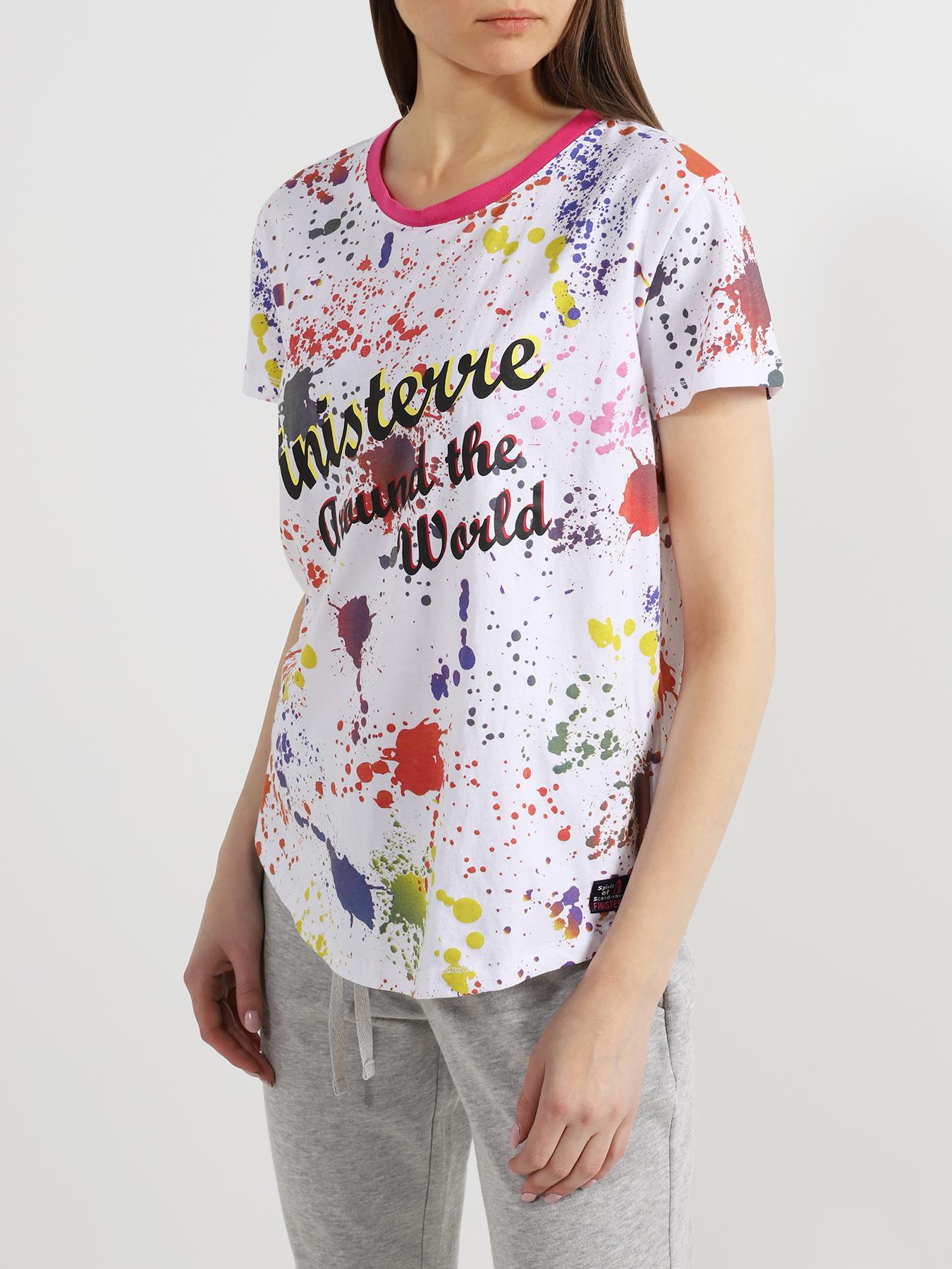 Finisterre Женская футболка