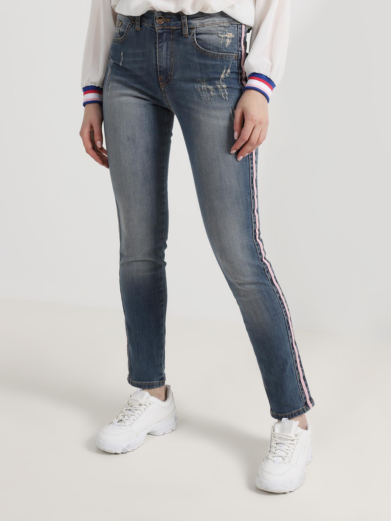 Джинсы Blugirl Джинсы джинсы blugirl джинсы в стиле брюк