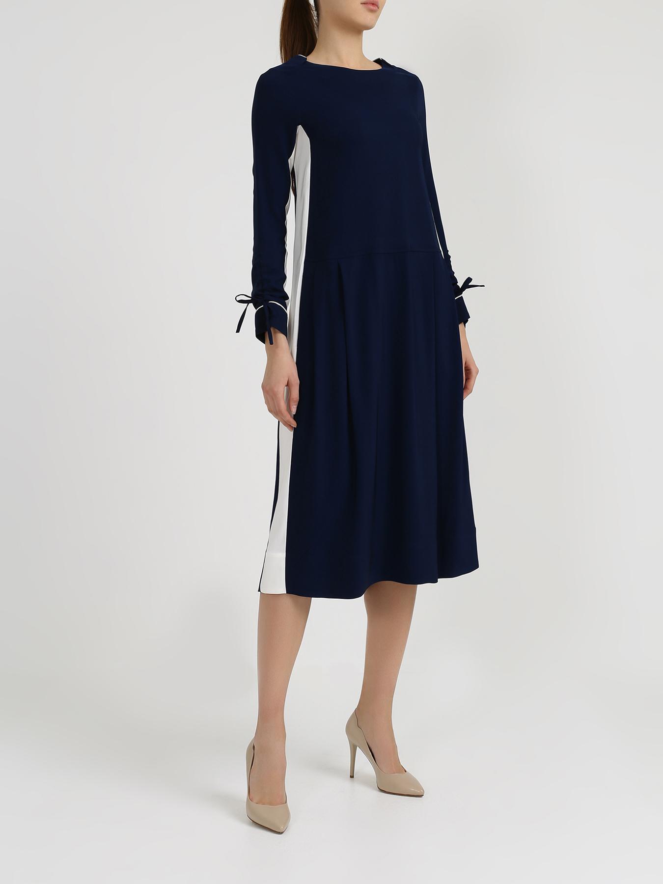 Платье TWINSET MILANO Платье из вискозы платье xs milano платье