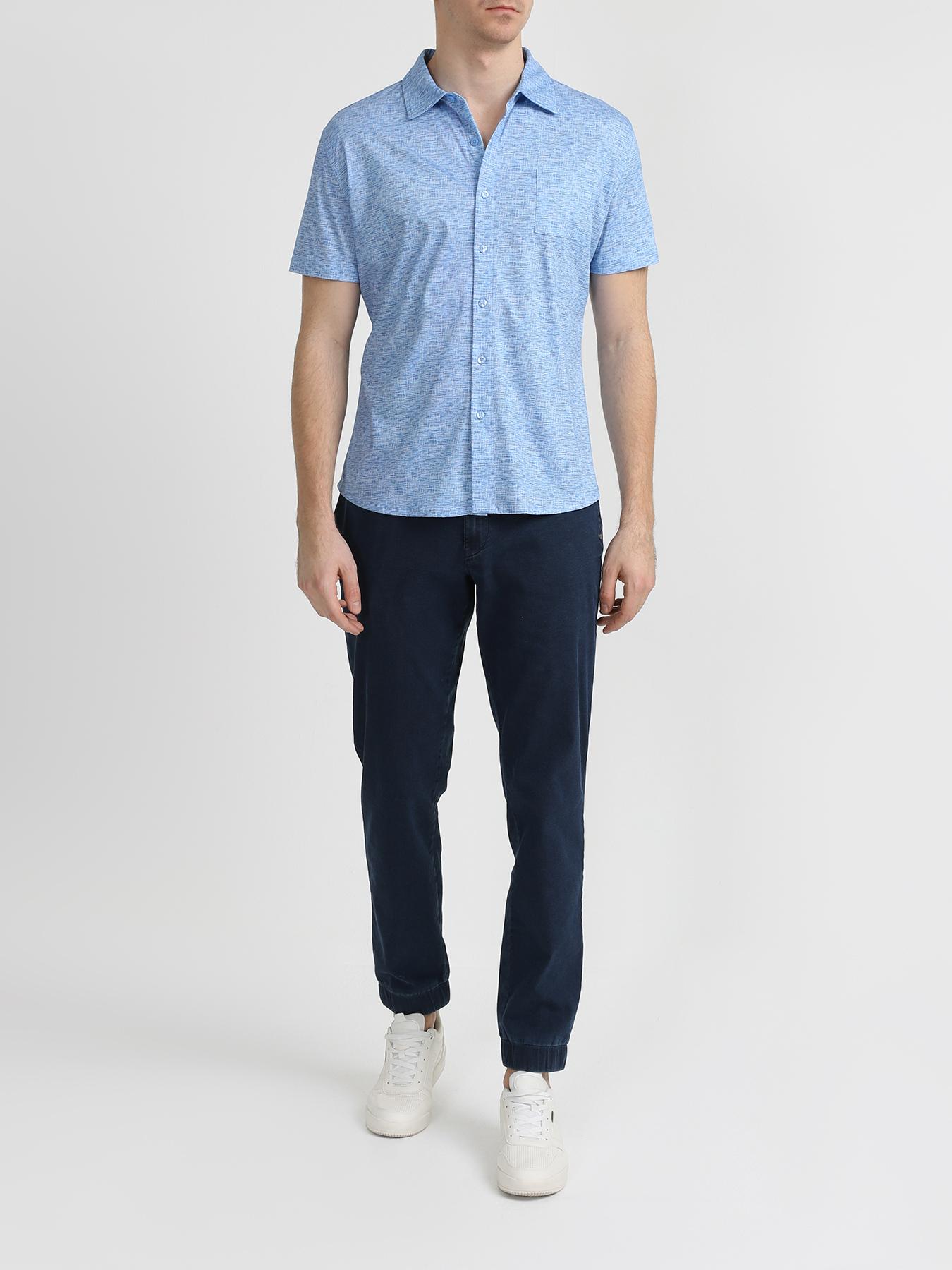 Фото - Рубашка Alessandro Manzoni Рубашка с одним карманом рубашка lime рубашка с карманом